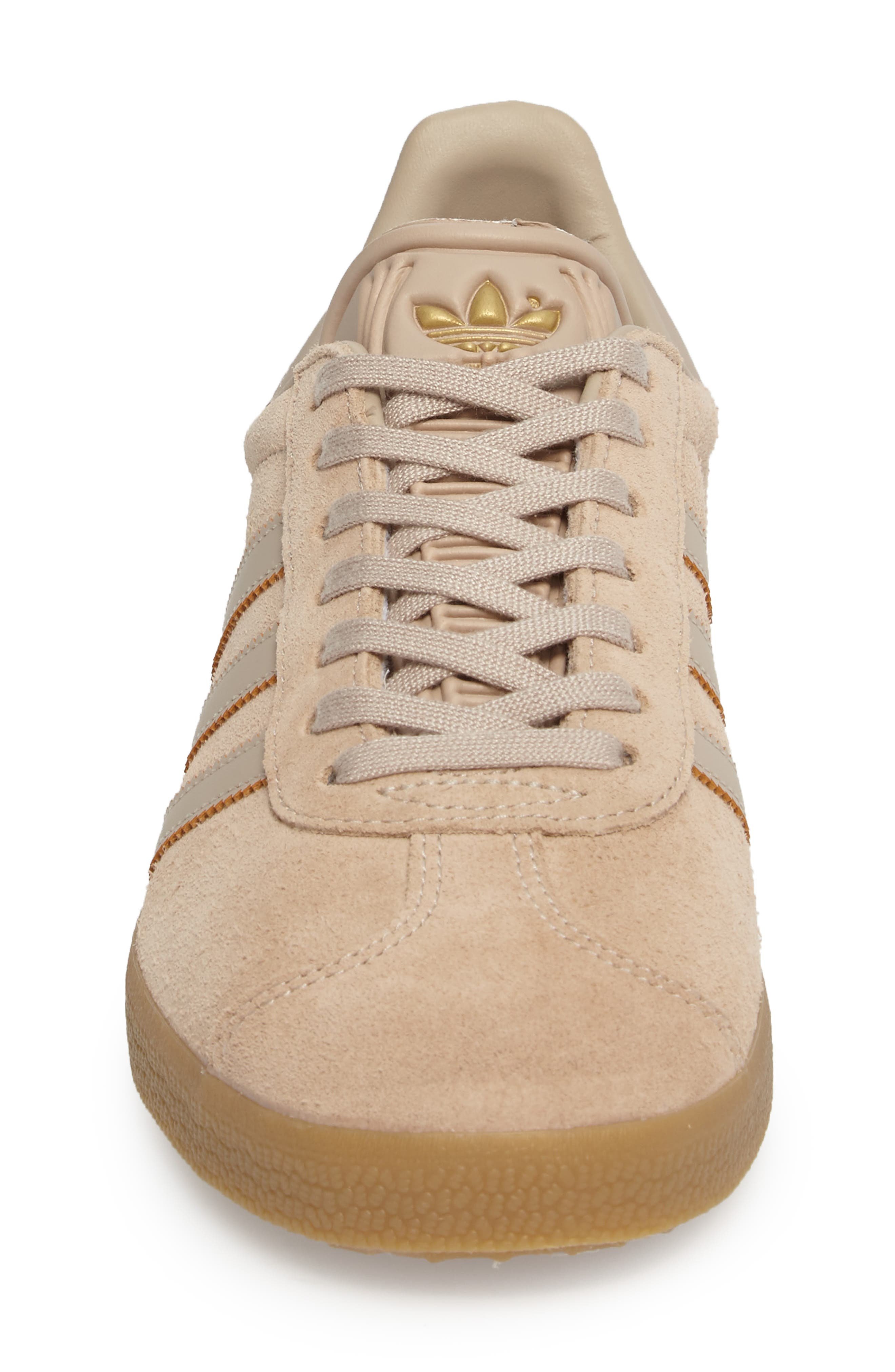 Alternate Image 4  - adidas Gazelle Sneaker (Women)