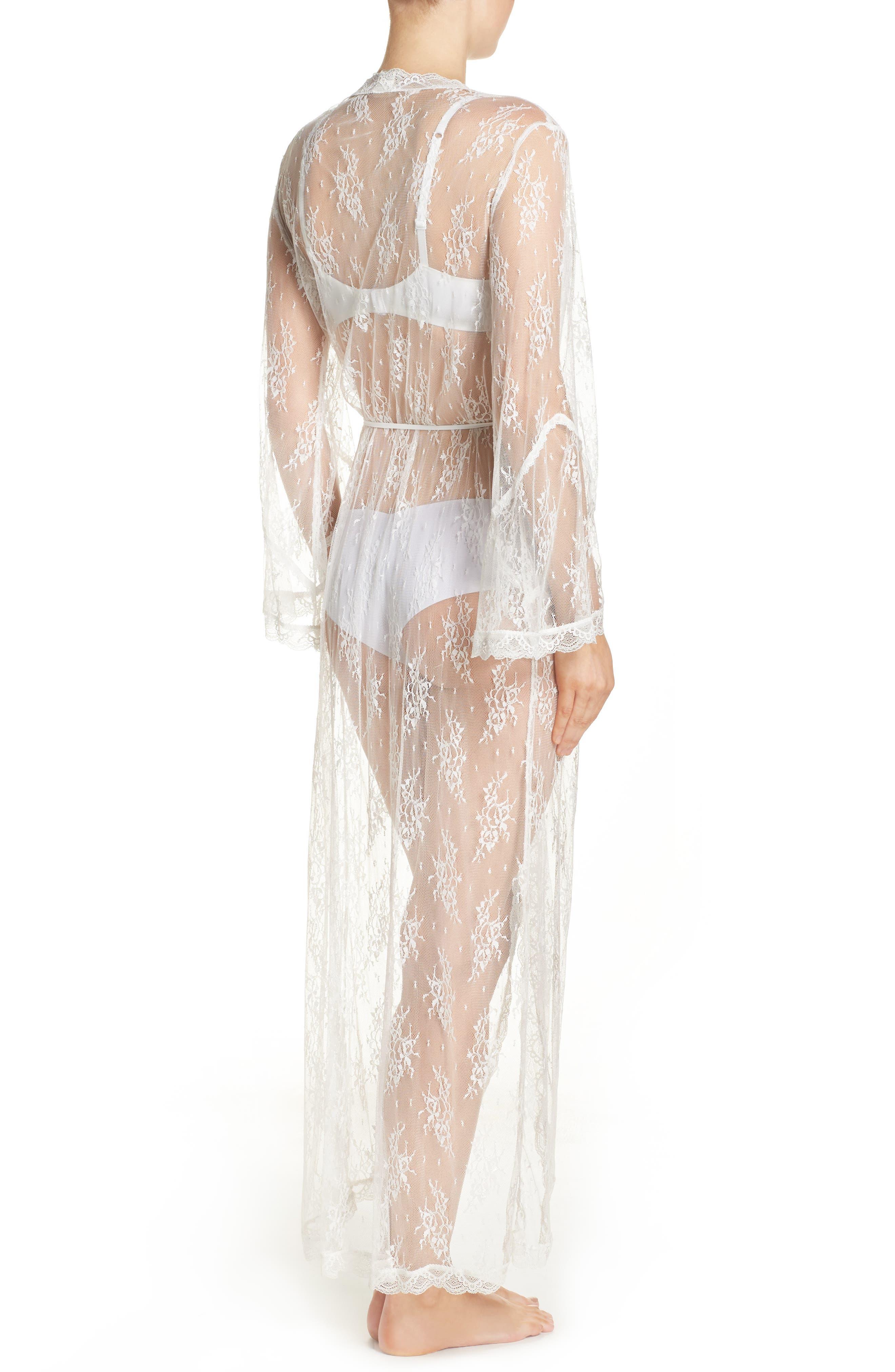 Alternate Image 2  - Jonquil Lace Wrap