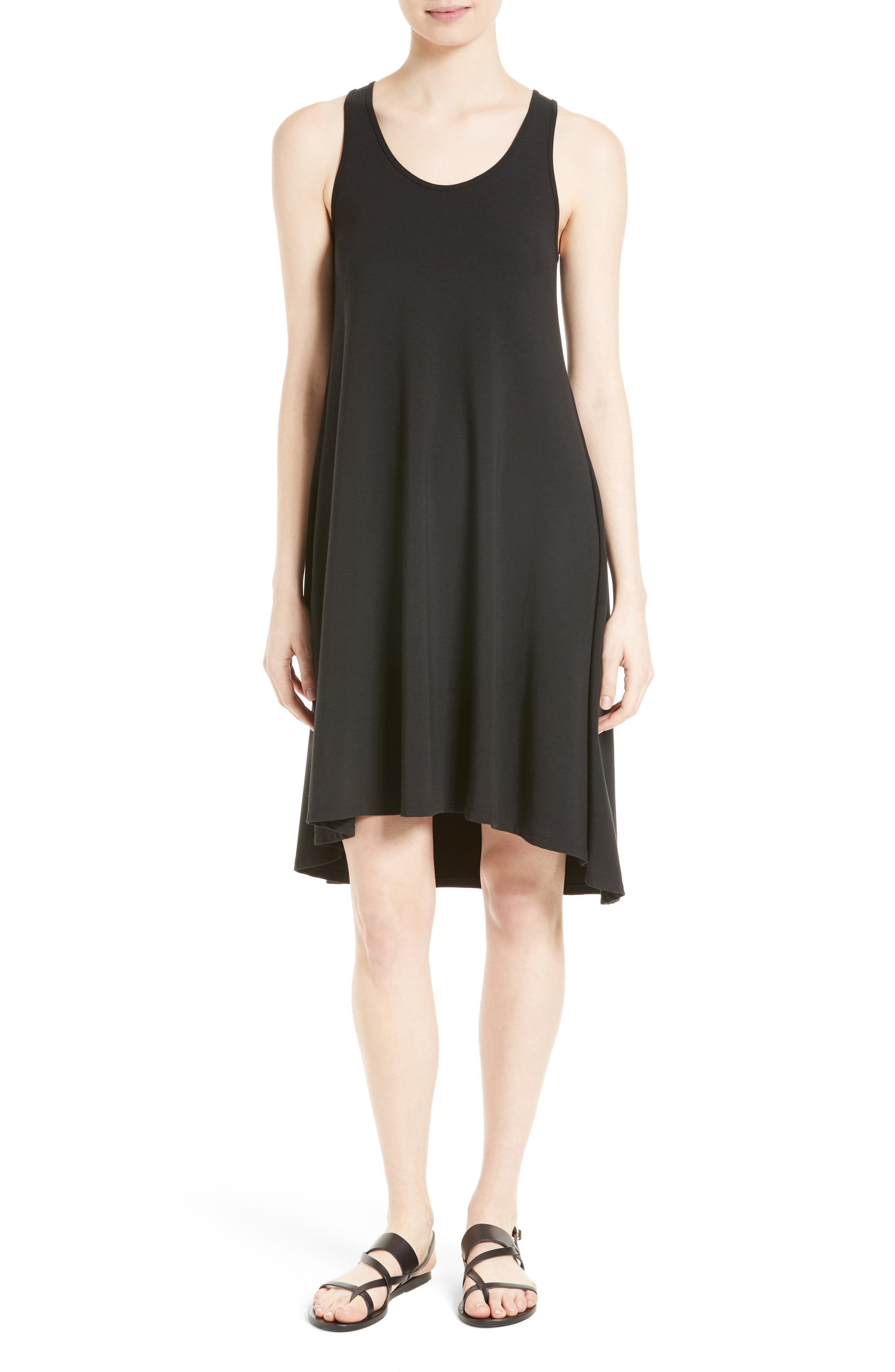 Theory Lauren Stretch Knit Shift Dress
