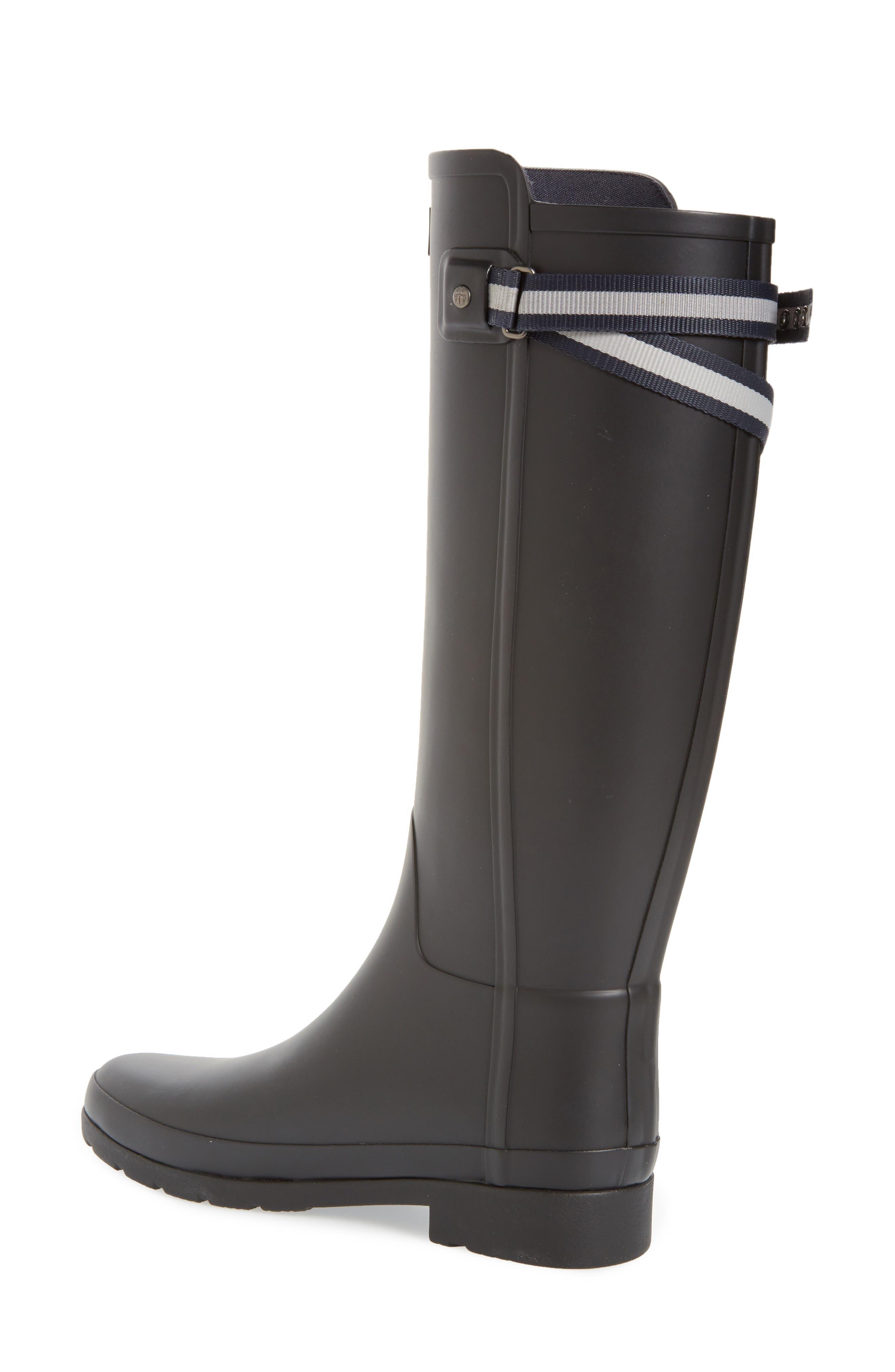 Alternate Image 2  - Hunter Original Refined Matte Rain Boot (Women)
