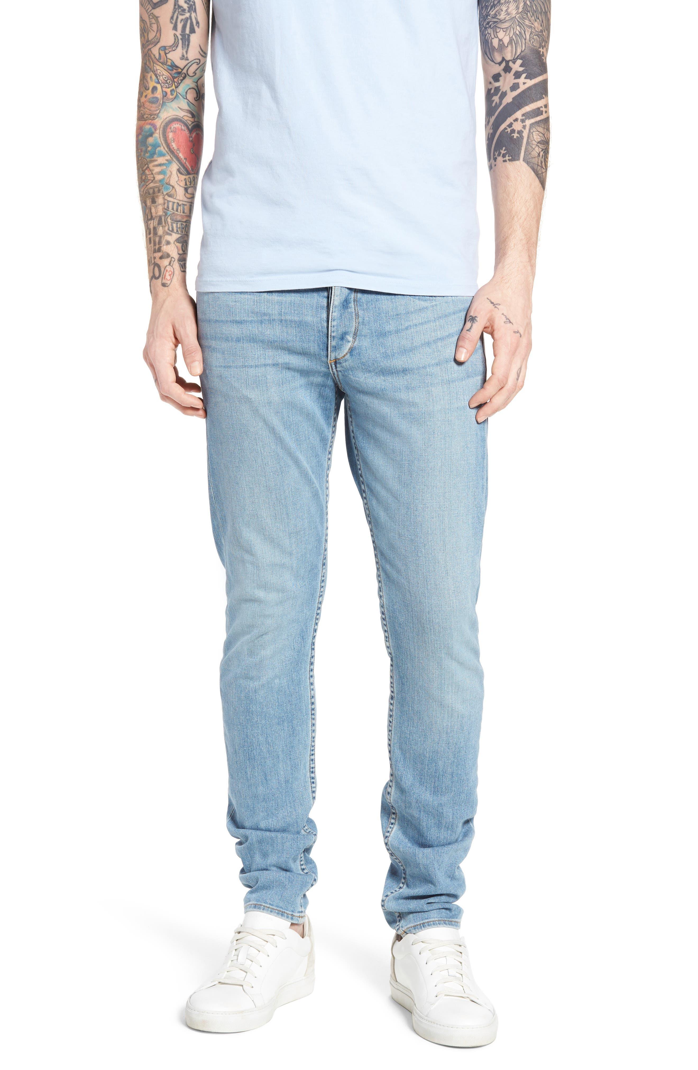 rag & bone Fit 1 Skinny Fit Jeans (Rhinebeck)
