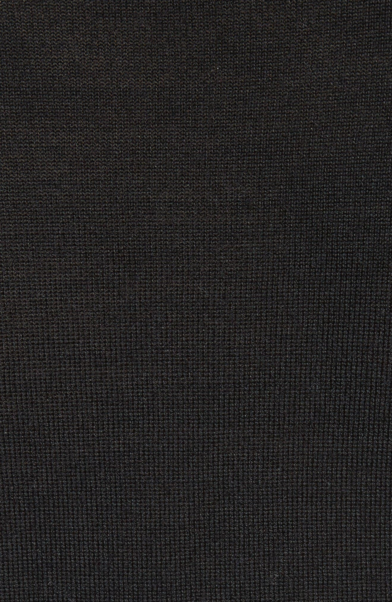 Alternate Image 3  - Versace Collection Catwalk Print Silk & Wool Cardigan