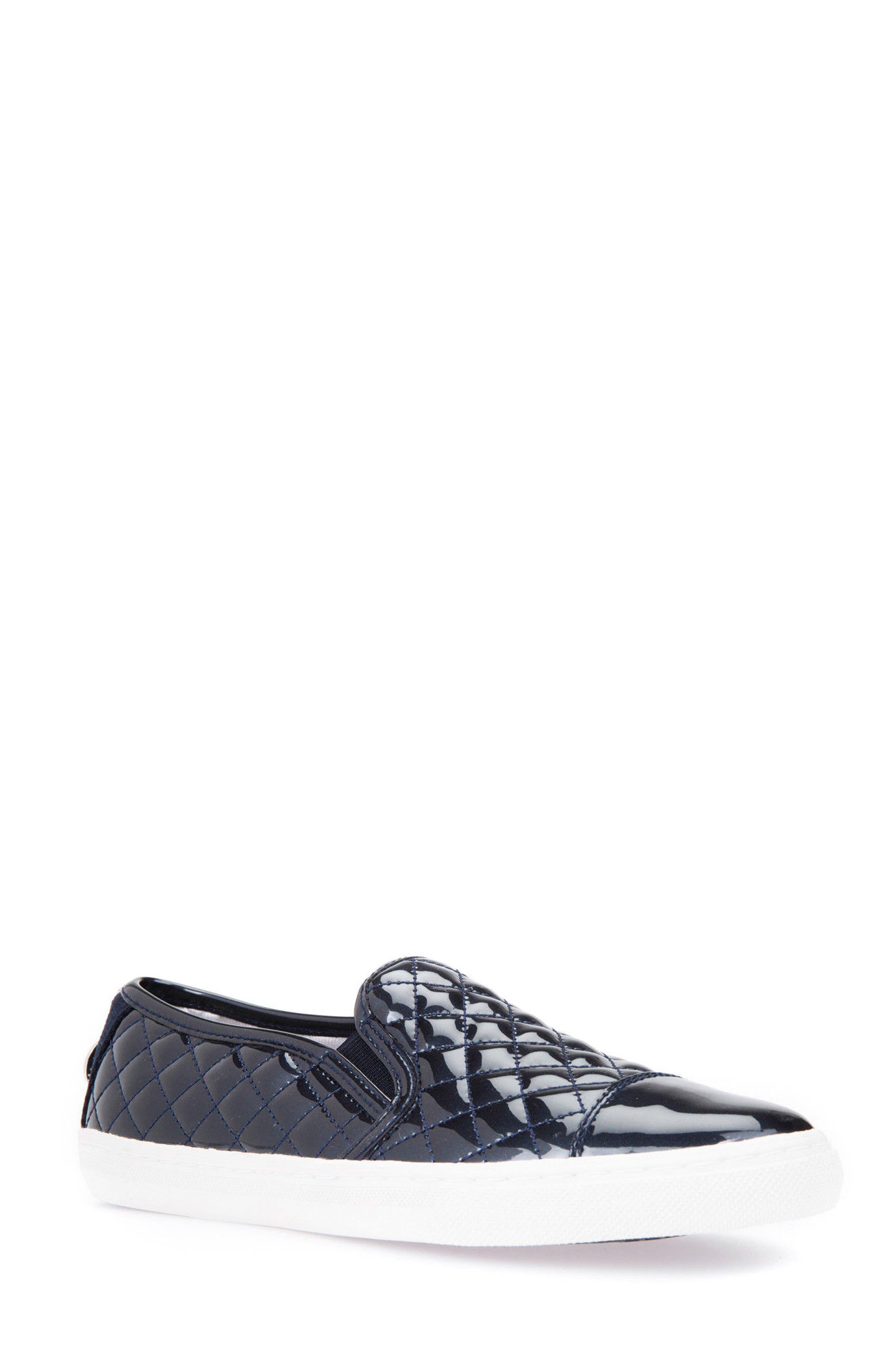 Geox 'New Club' Slip-On Sneaker (Women)