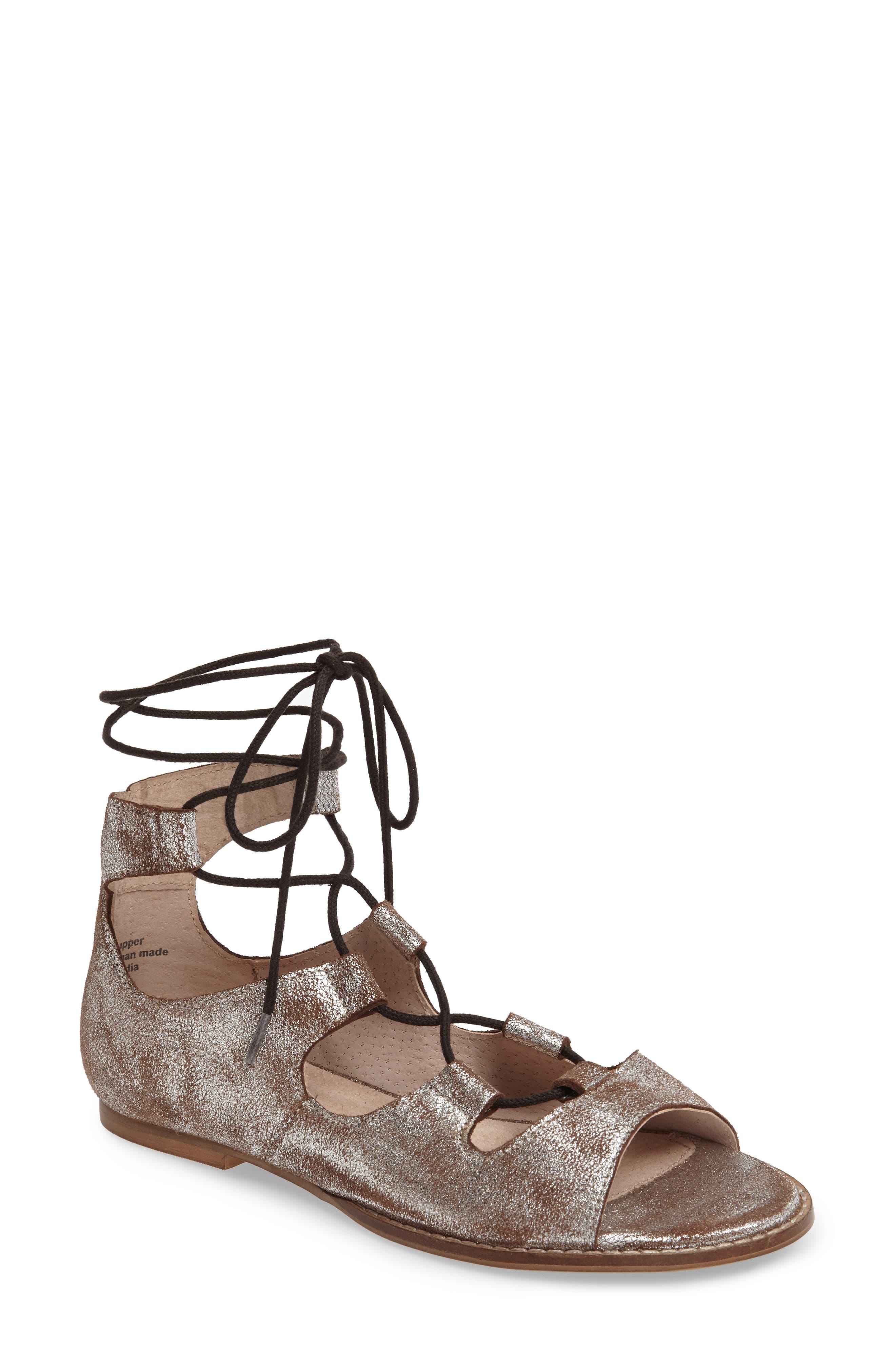 Seychelles Standard Lace-Up Sandal (Women)
