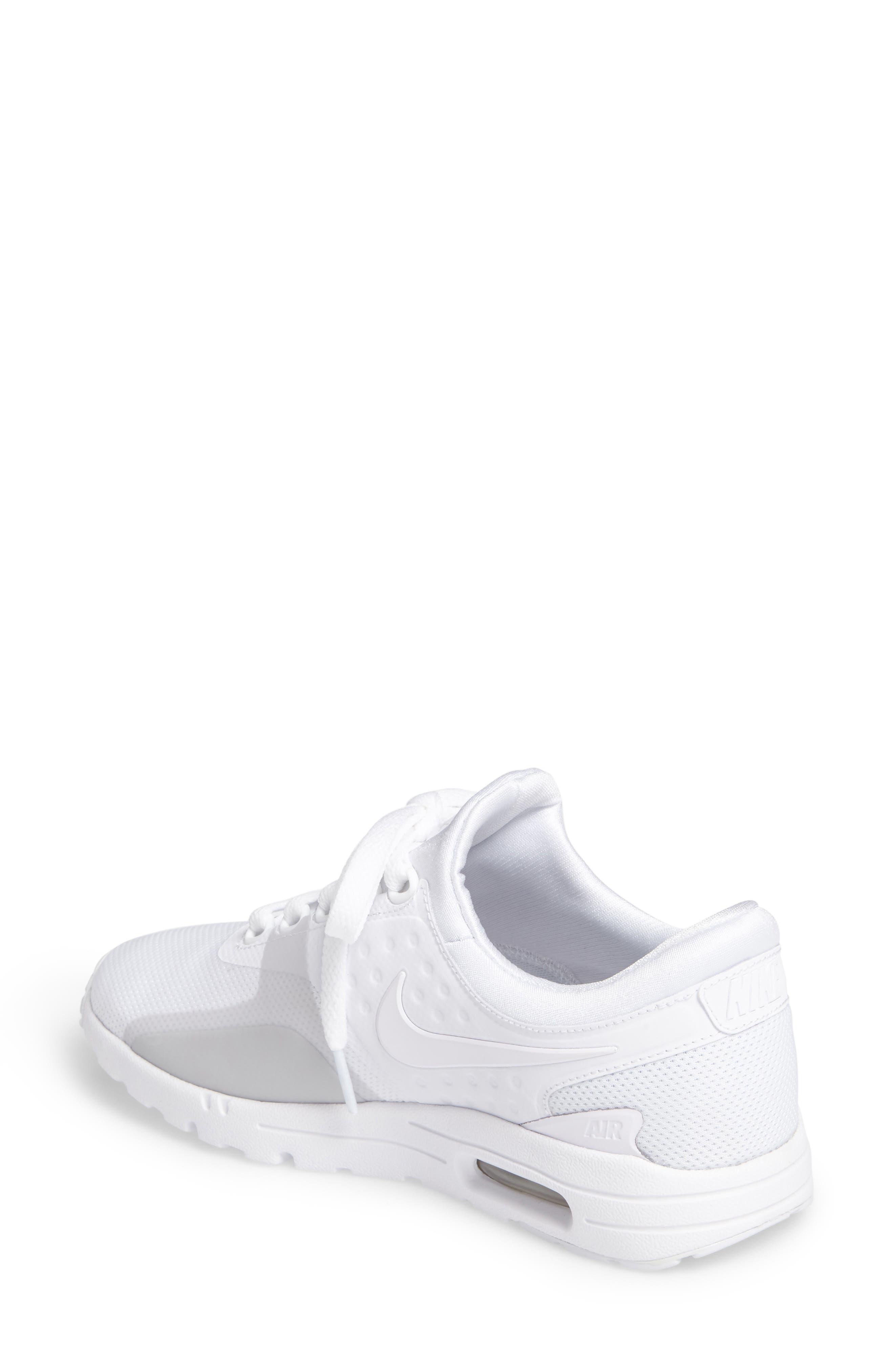 Alternate Image 2  - Nike Air Max Zero Sneaker (Women)
