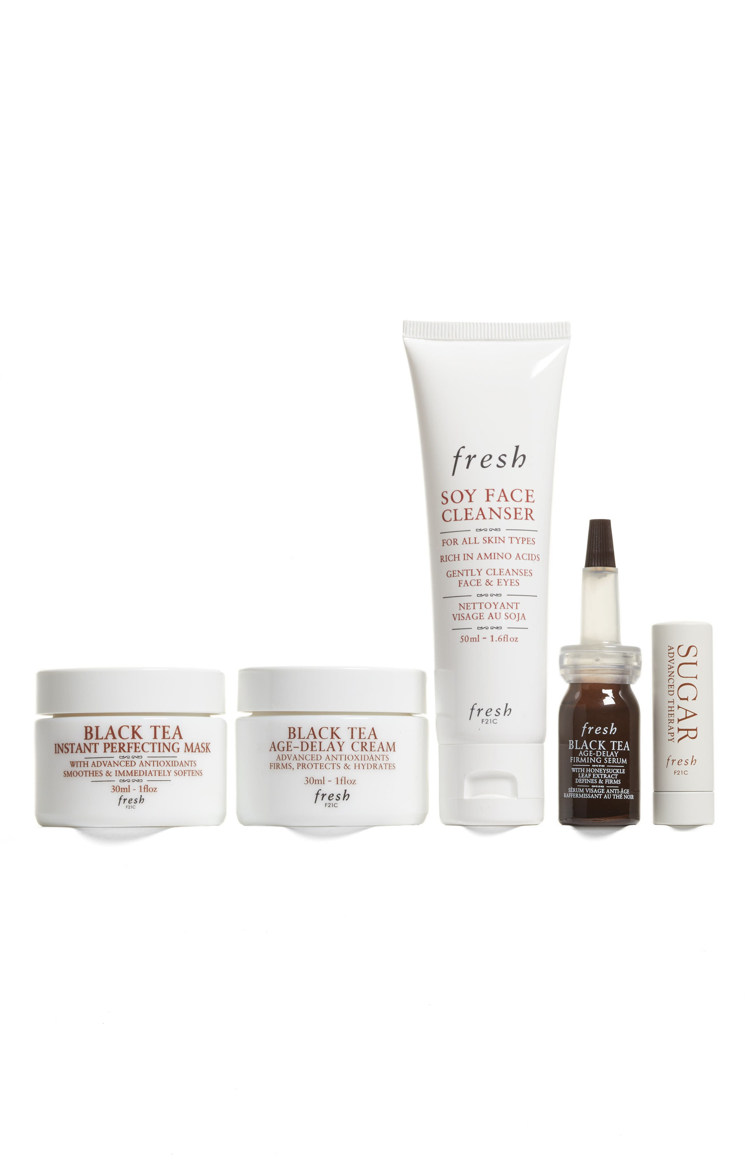 Fresh® Black Tea & Beyond Skin Care Set ($127 Value)