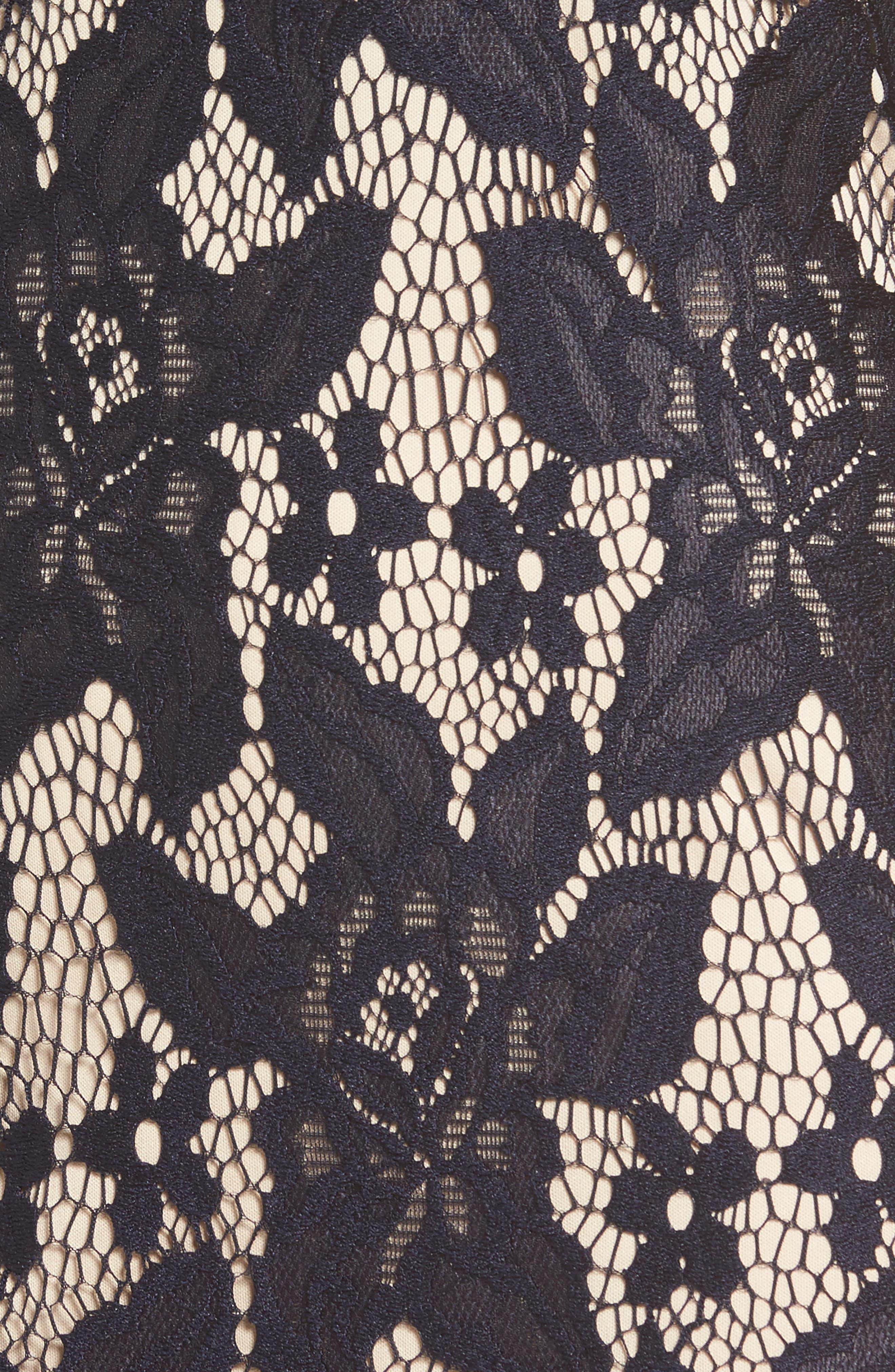 Alternate Image 5  - Speechless Lace Body-Con Dress