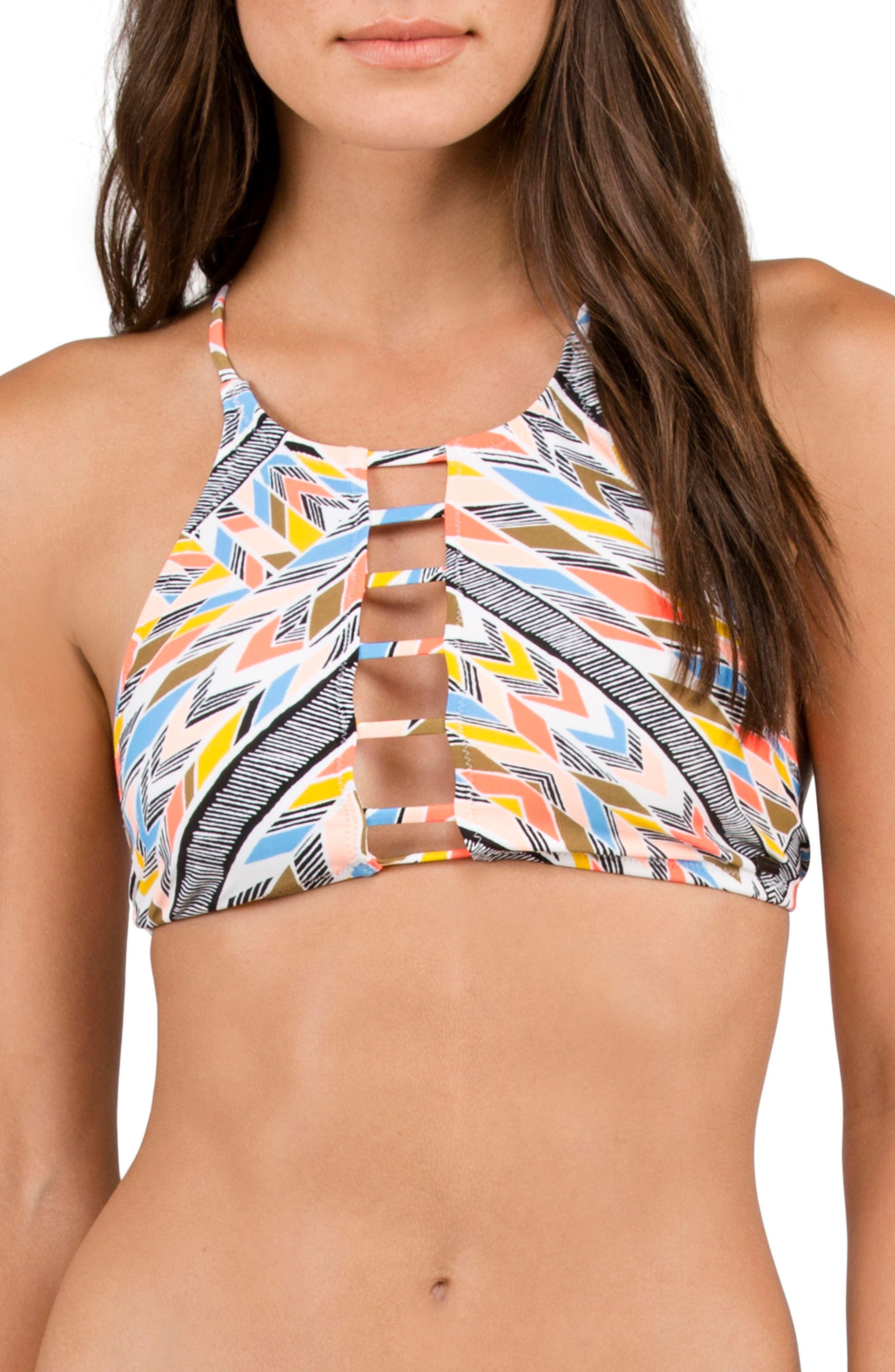 Volcom Tidal Motion Bikini Top
