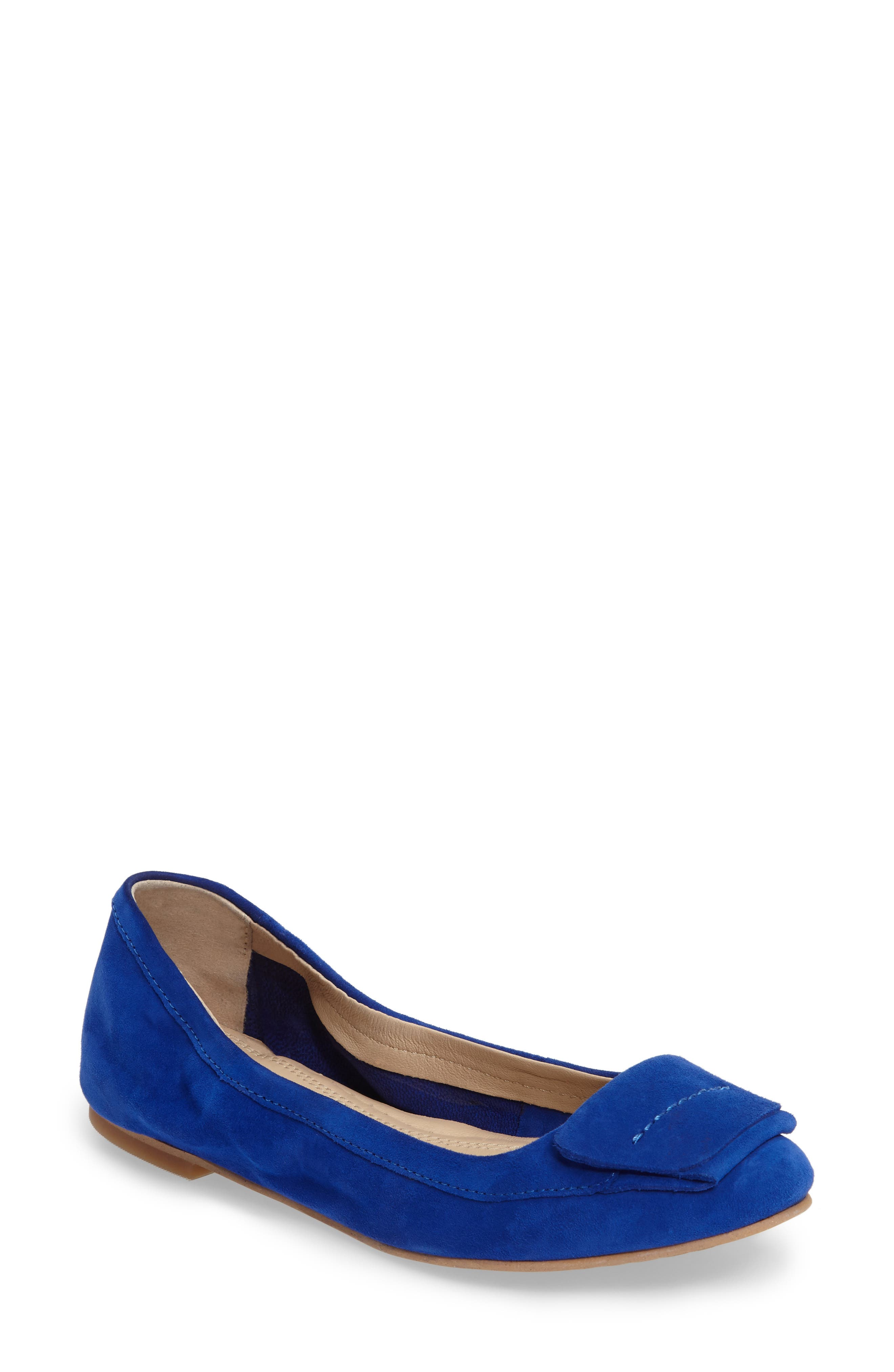 HUSH PUPPIES® Livi Heather Ballet Flat