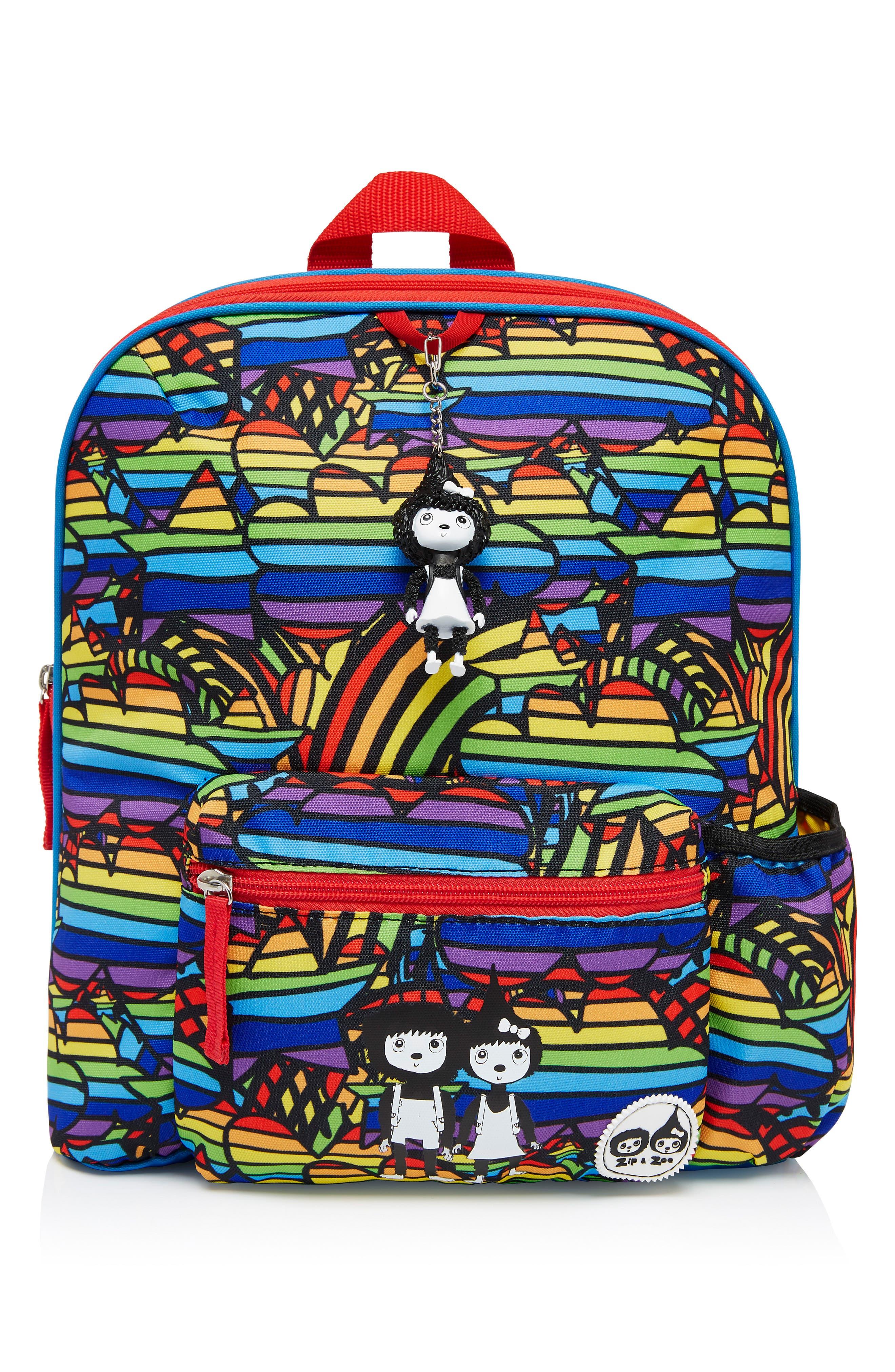 Babymel Print Backpack (Kids)