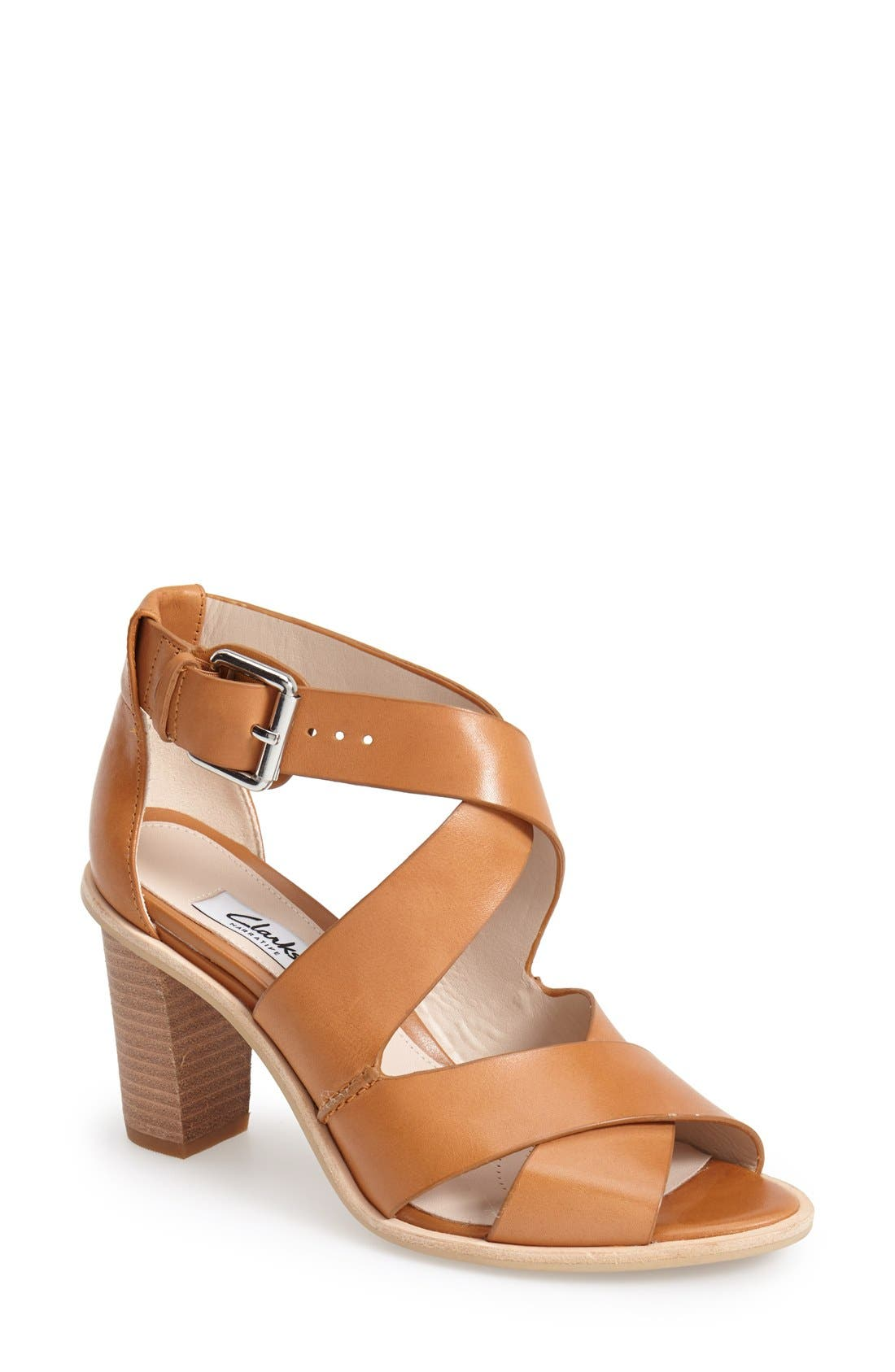 Alternate Image 1 Selected - Clarks® Narrative 'Oriana Bess' Sandal (Women)