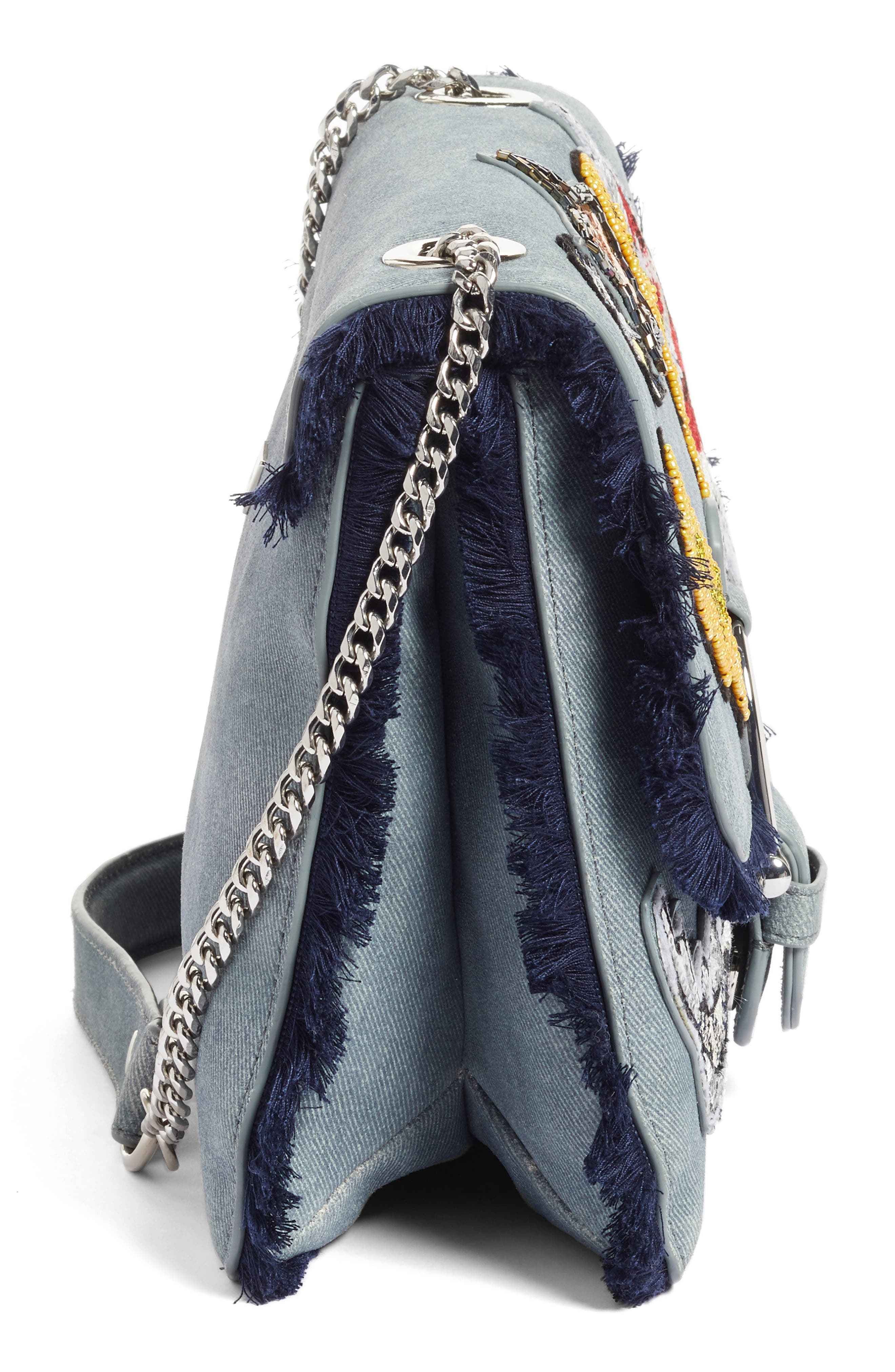 Alternate Image 5  - Sam Edelman Asher Shoulder Bag