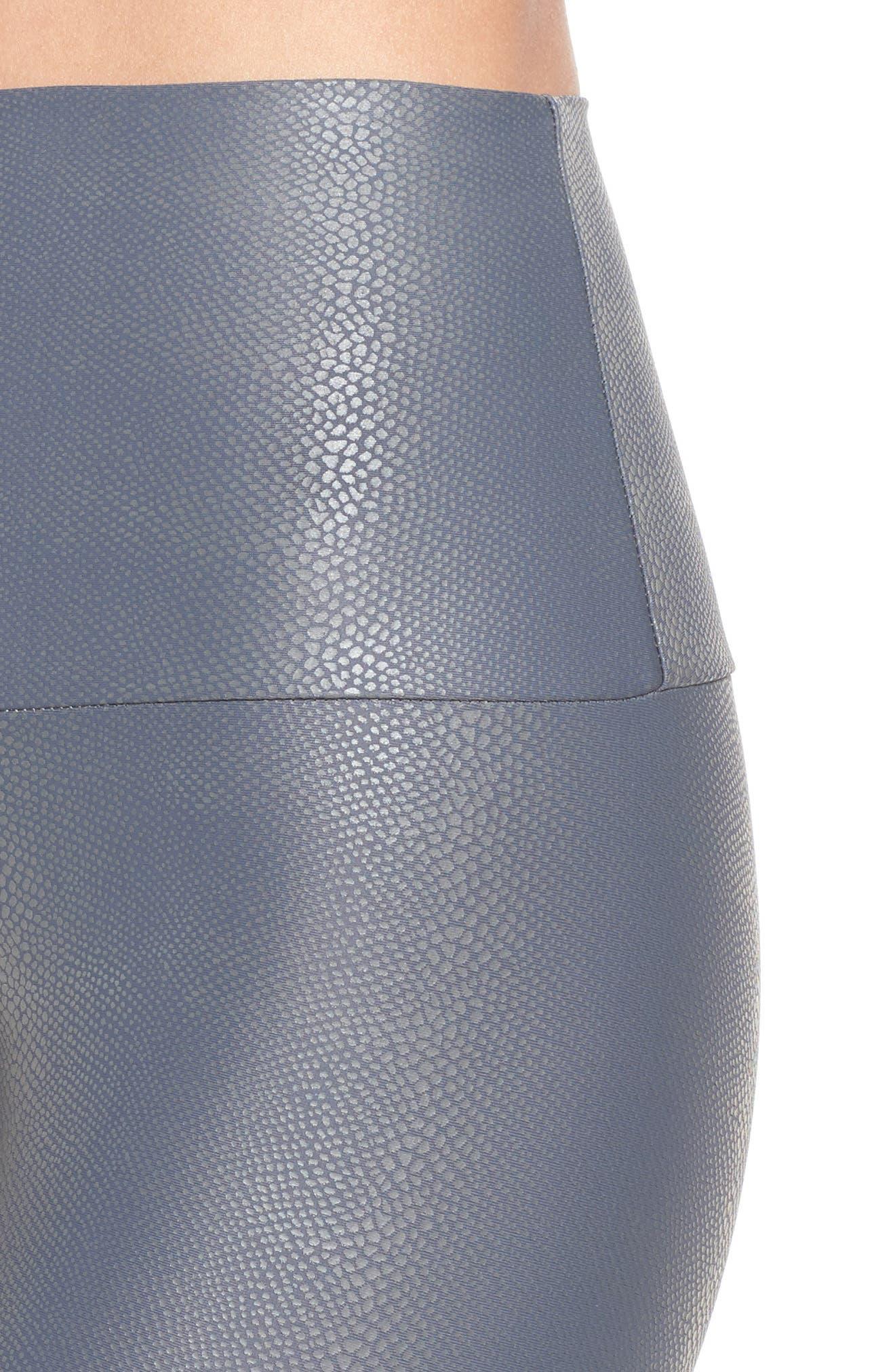 Alternate Image 4  - Onzie High Waist Leggings