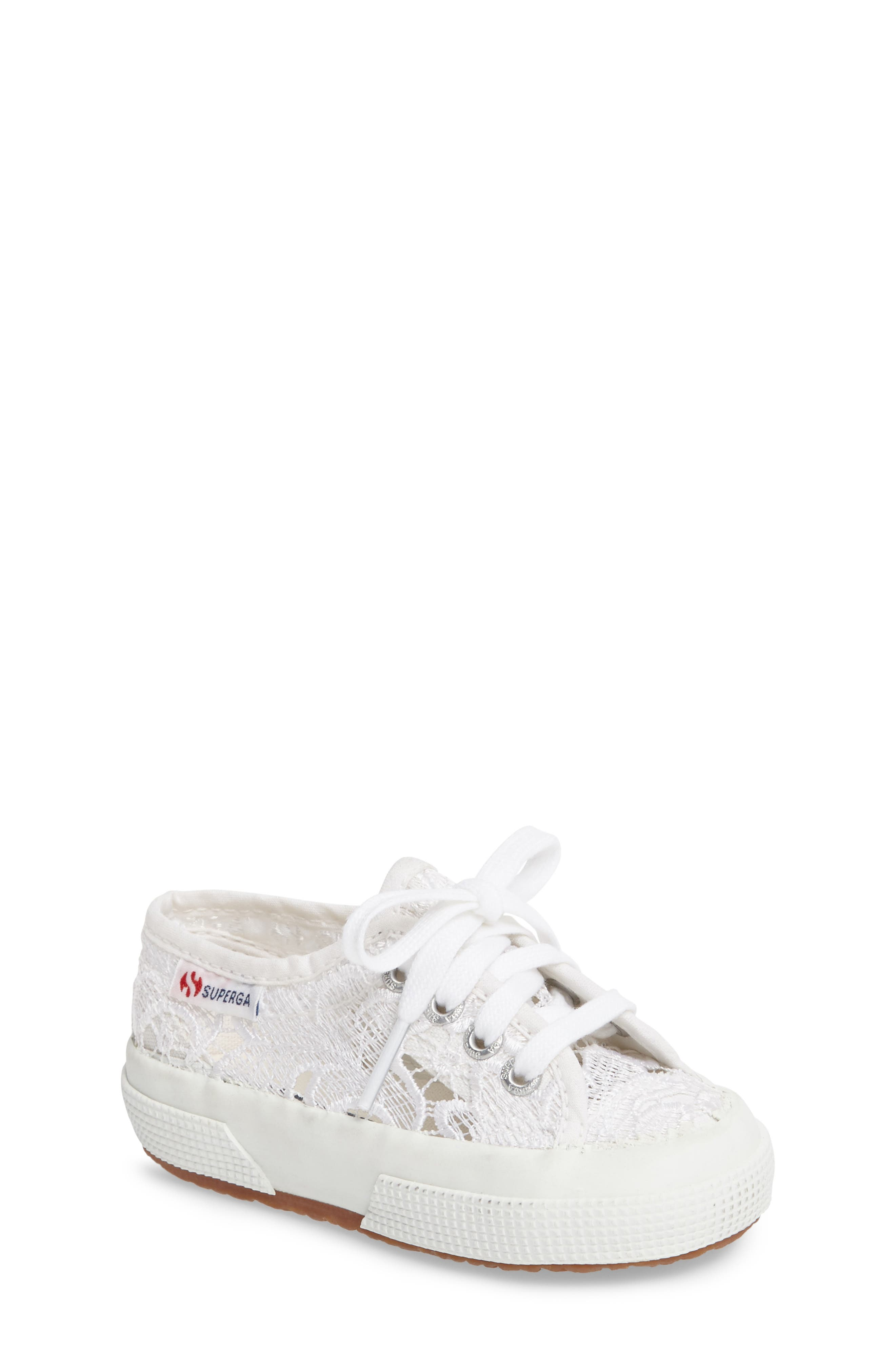 Superga 'Classic' Sneaker (Walker, Toddler & Little Kid)