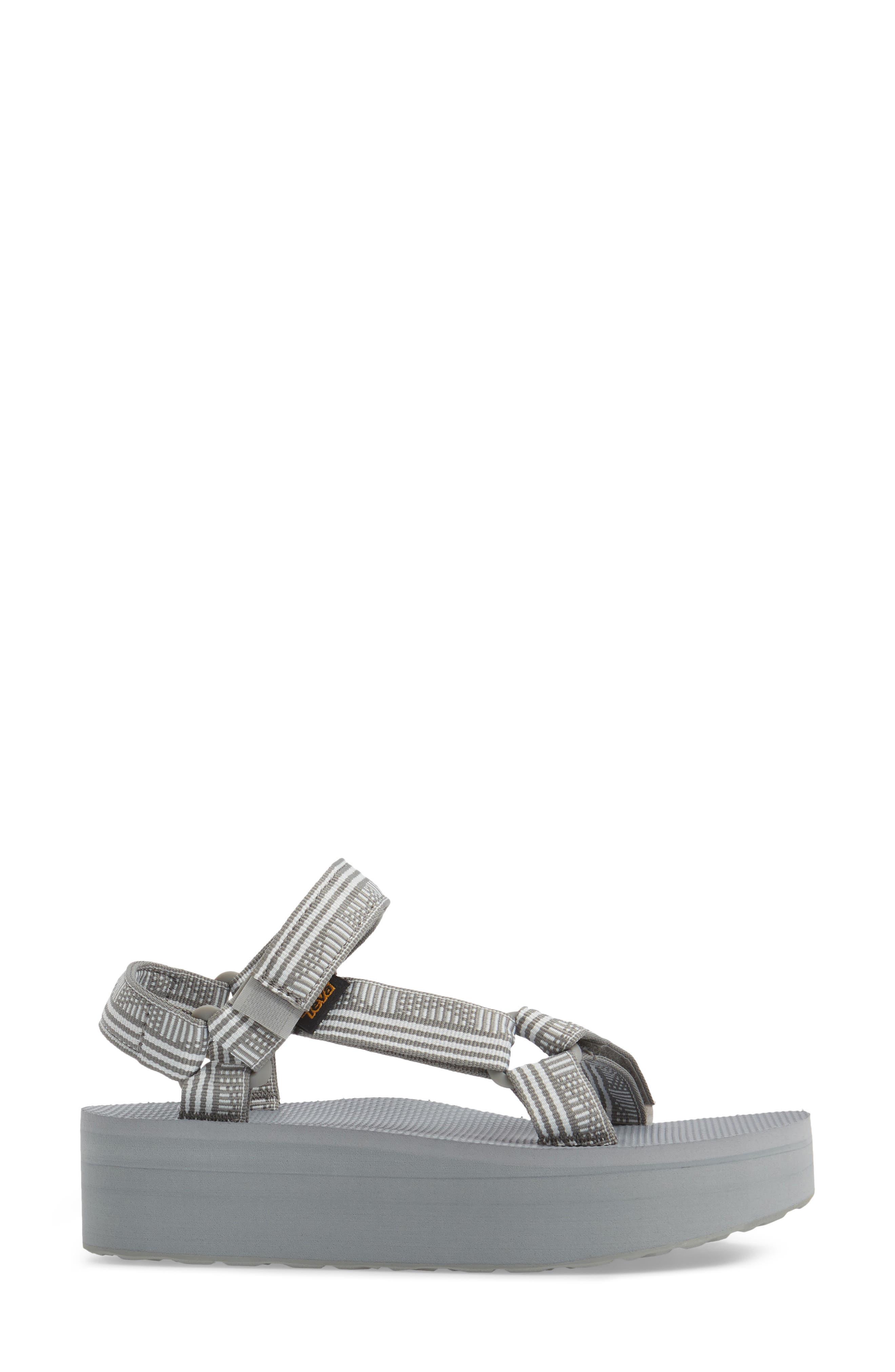 Alternate Image 3  - Teva 'Universal' Flatform Sandal (Women)