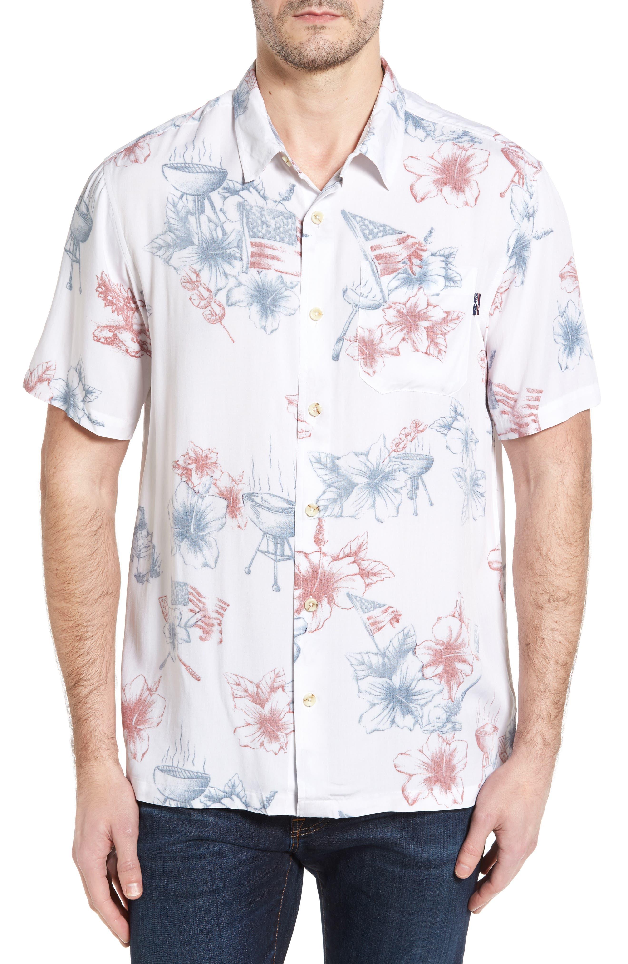 Jack O'Neill Grill Master Sport Shirt