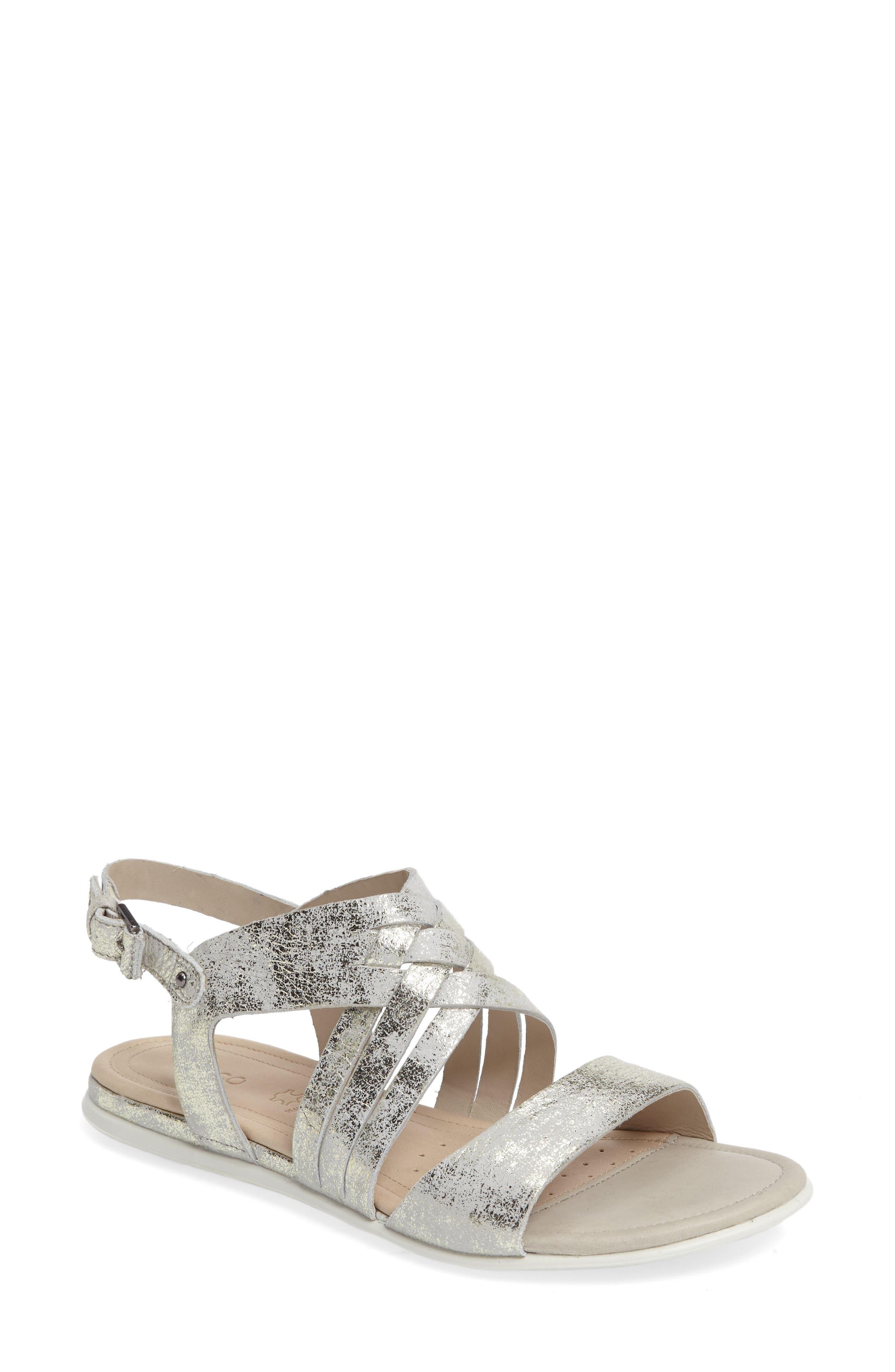 ECCO Touch Braided Sandal (Women)
