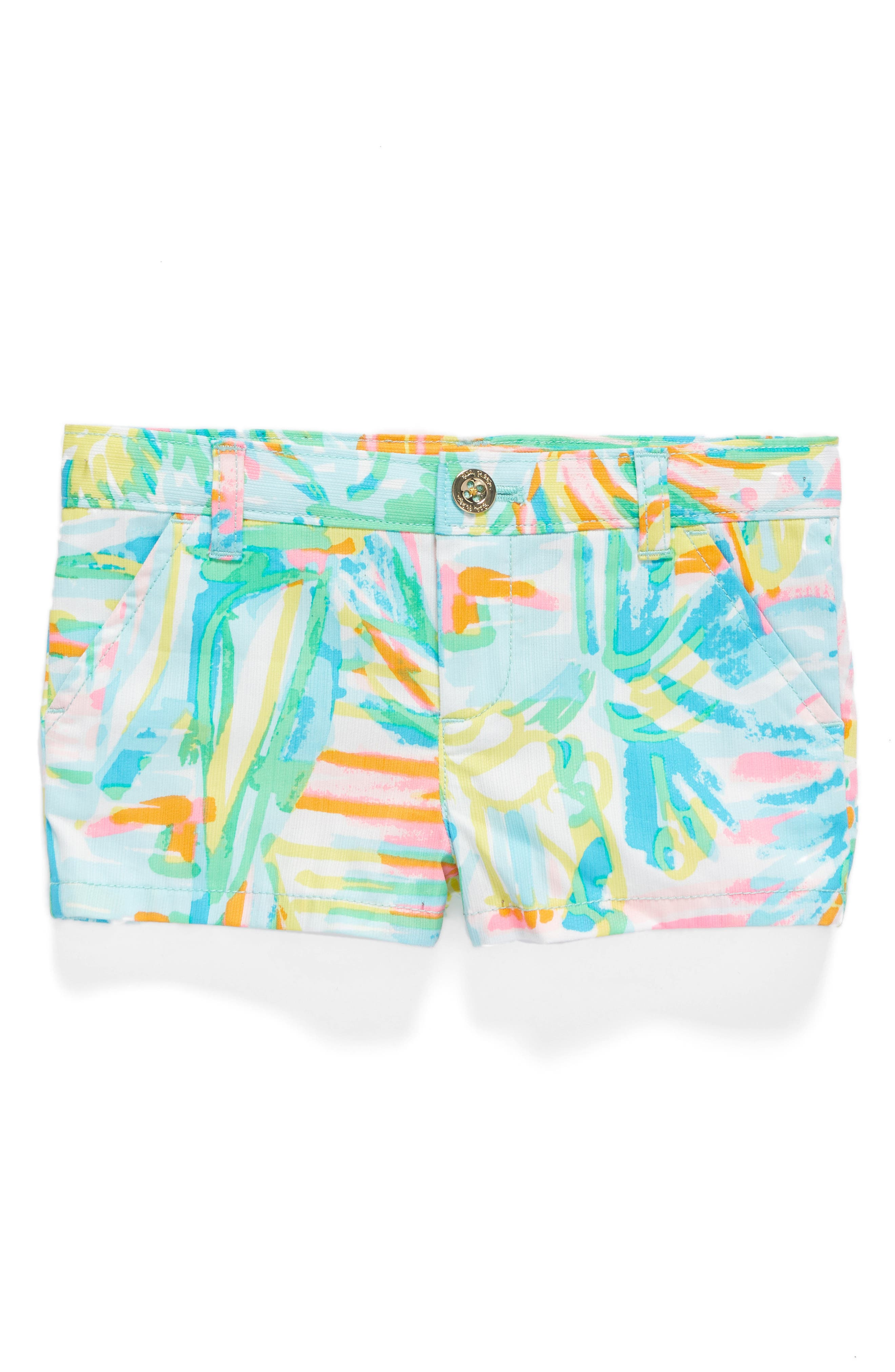 Lilly Pulitizer® Mini Callahan Shorts (Toddler Girls, Little Girls & Big Girls)