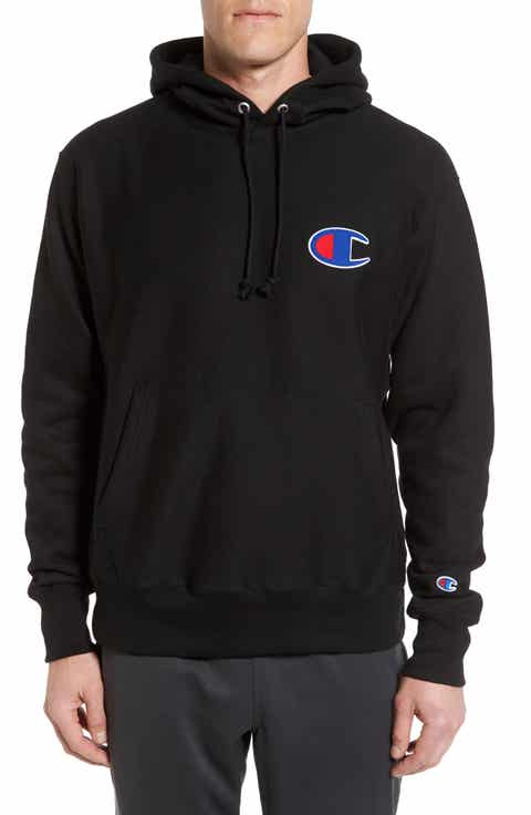 Champion Big C Heavyweight Hoodie