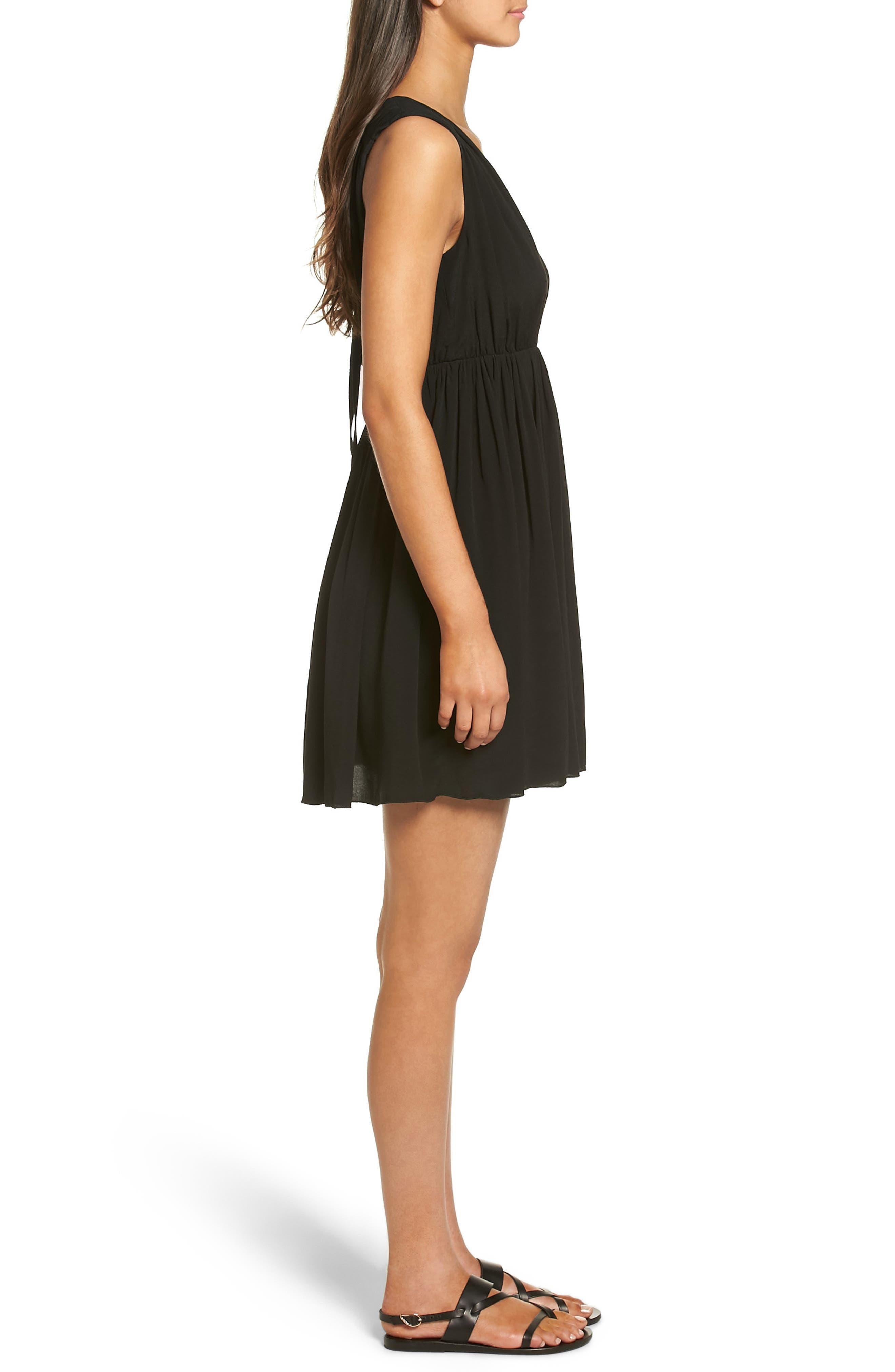Alternate Image 3  - Madewell Magnolia Tie Back Dress