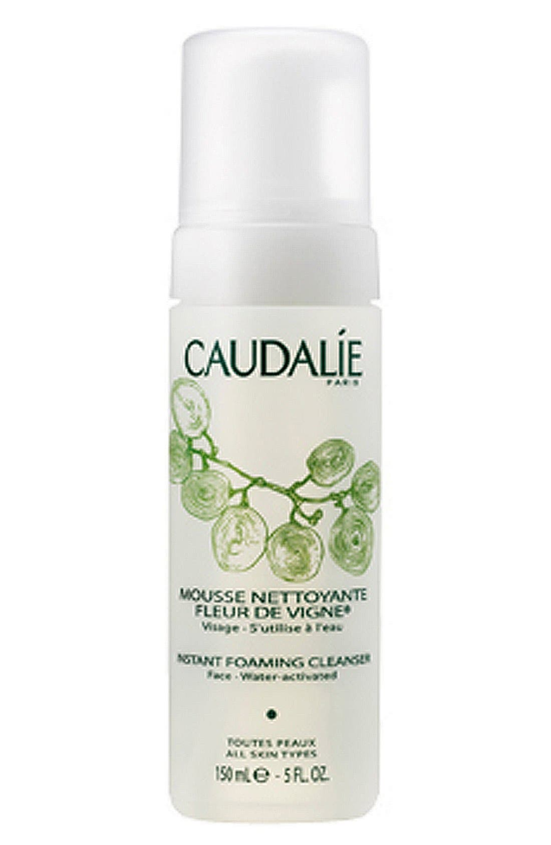 Alternate Image 1 Selected - CAUDALÍE Instant Foaming Cleanser
