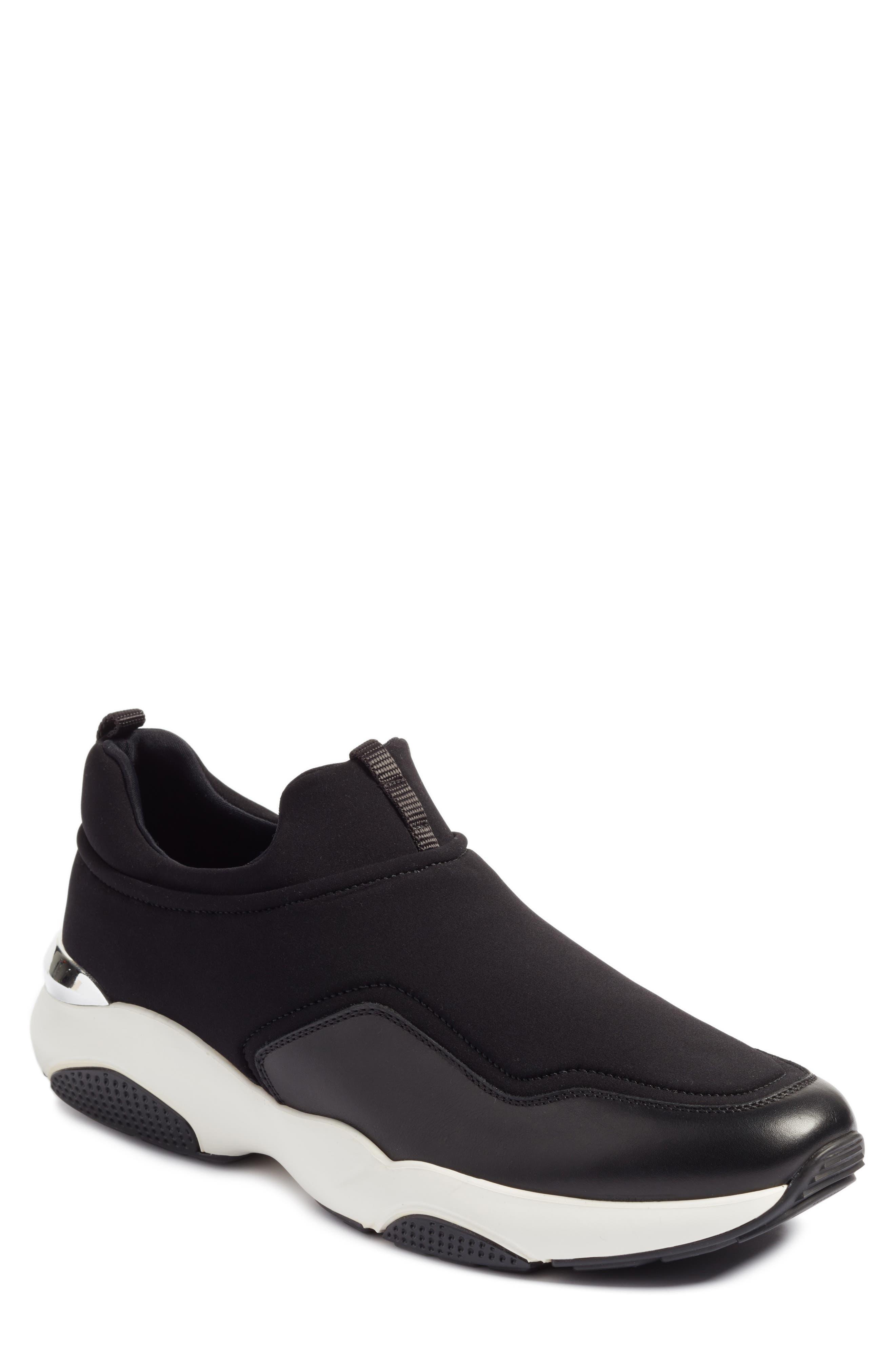 Salvatore Ferragamo Giolly Slip-On Sneaker (Men)