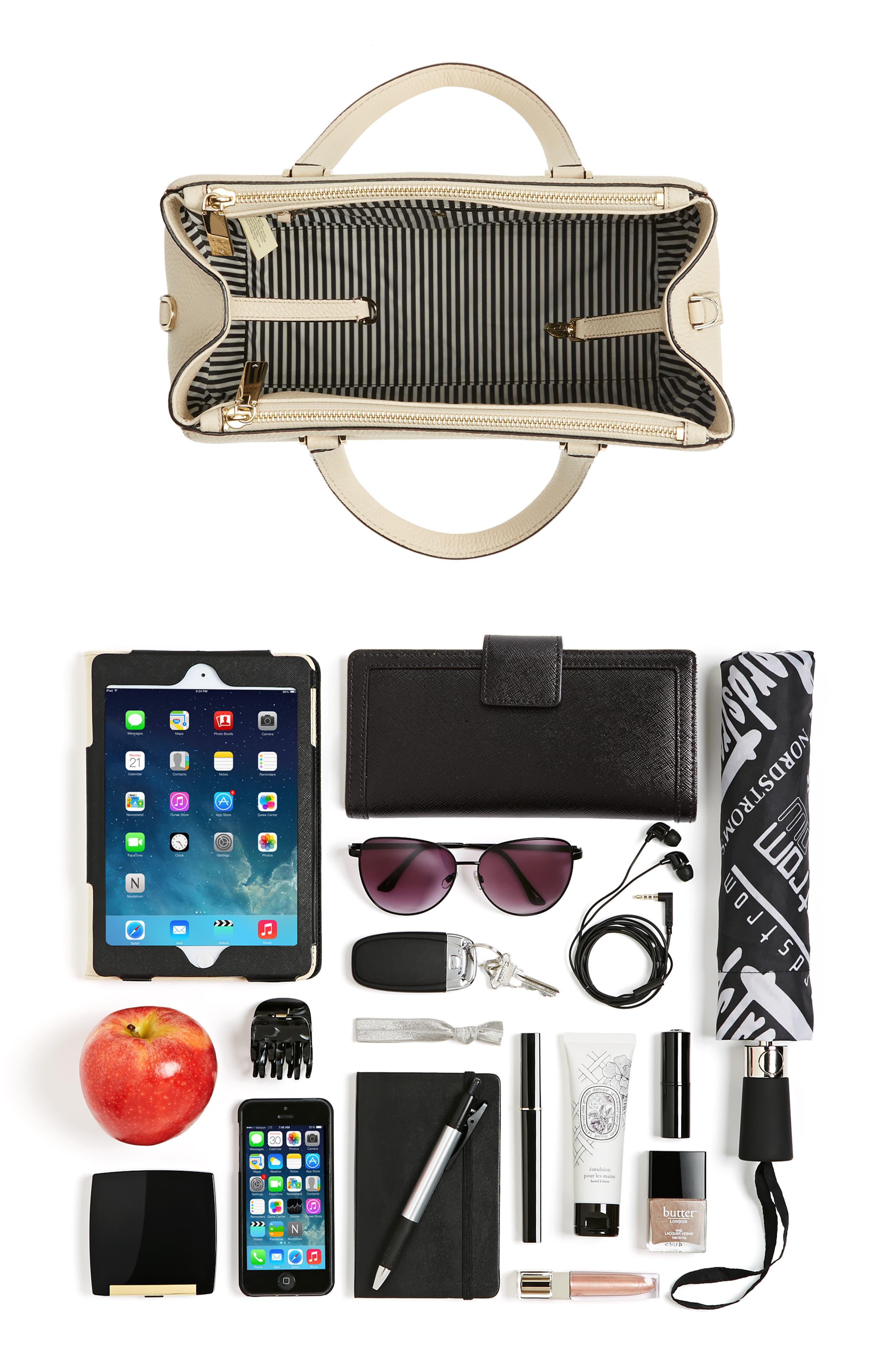 Alternate Image 7  - kate spade new york hopkins street - fallon leather satchel