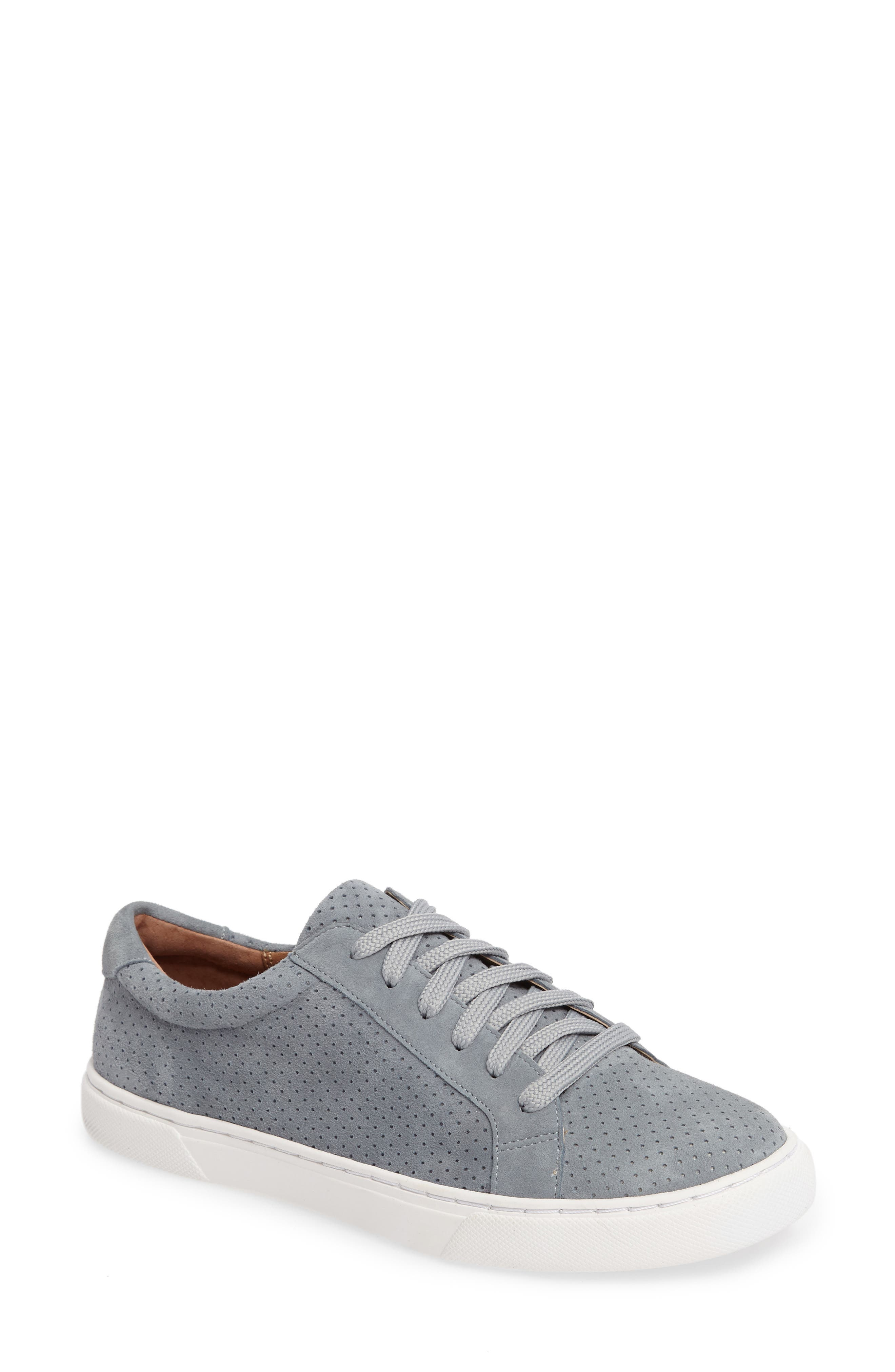 Caslon® Cassie Perforated Sneaker (Women)