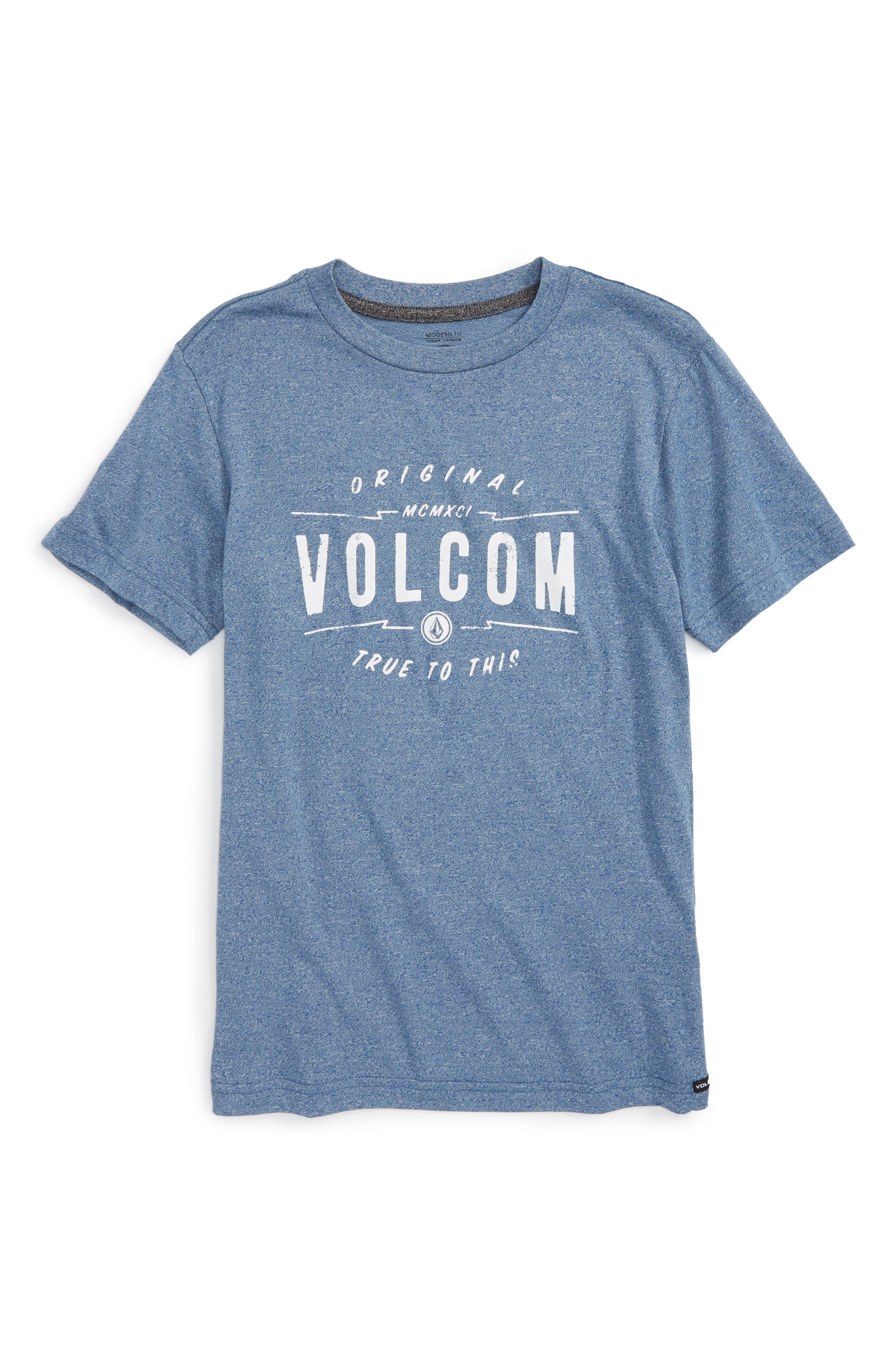 Volcom Garage Club T-Shirt (Toddler Boys, Little Boys & Big Boys)