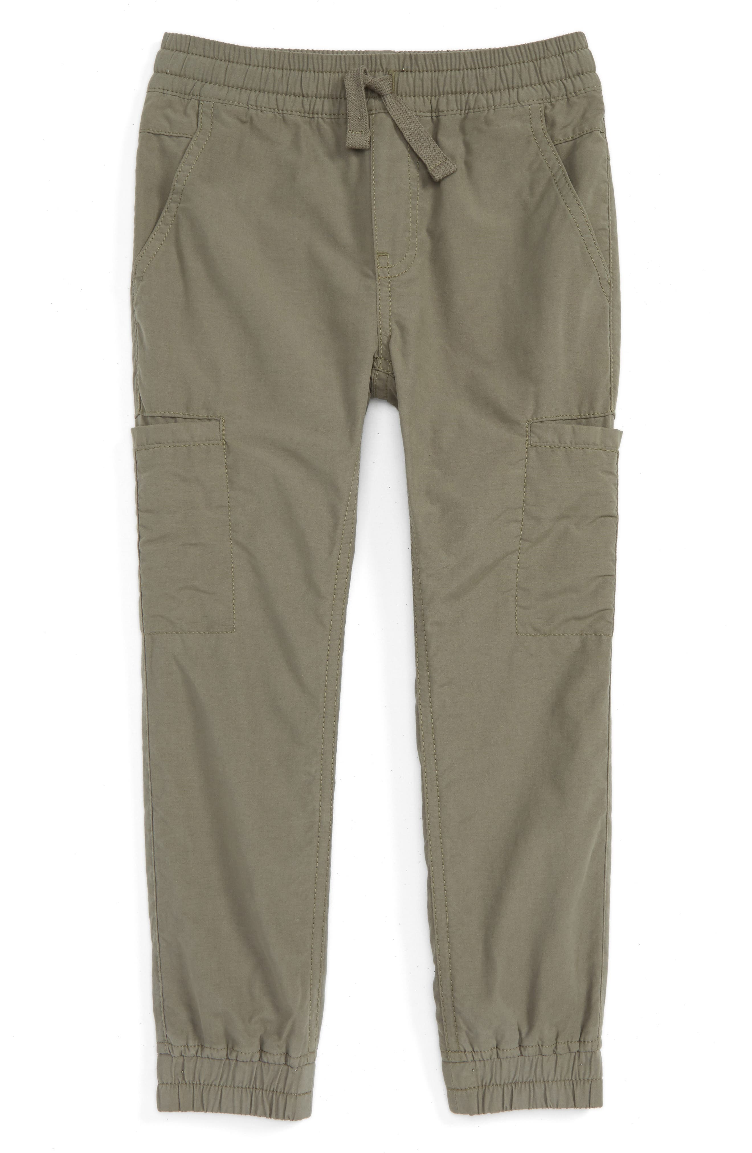 Tucker + Tate Lined Jogger Pants (Toddler Boys & Little Boys)