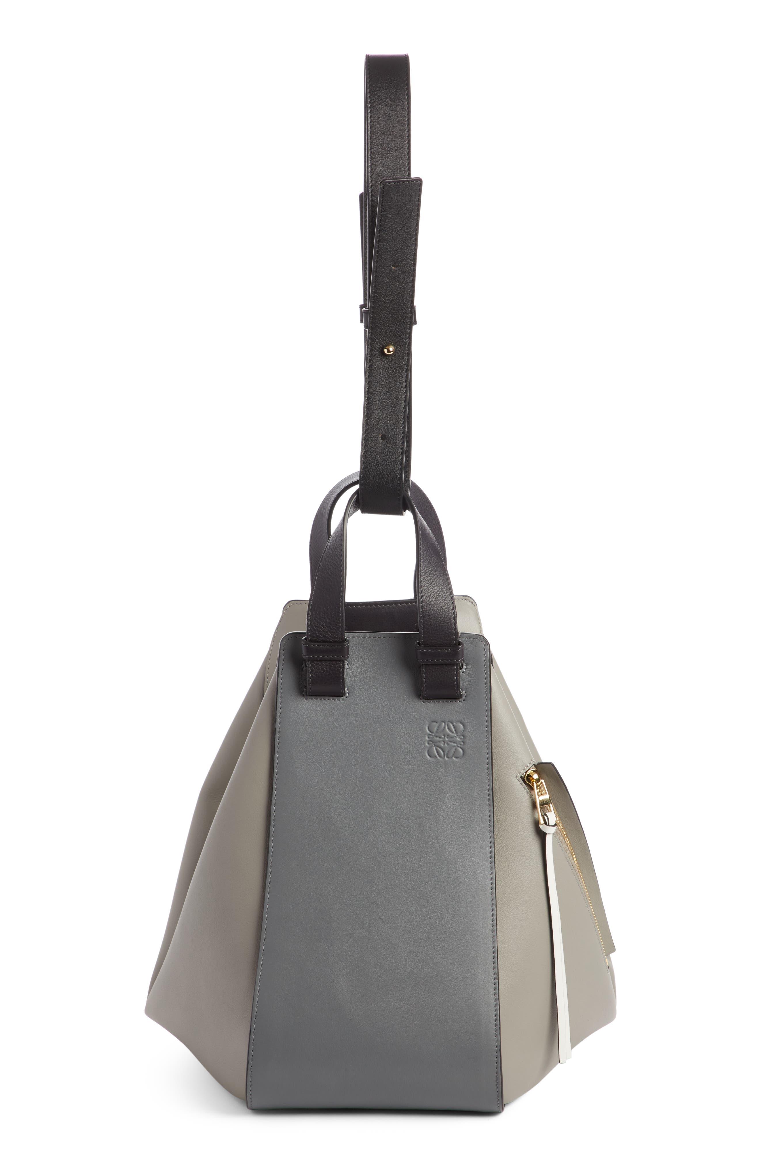 Loewe Medium Colorblock Hammock Shoulder Bag