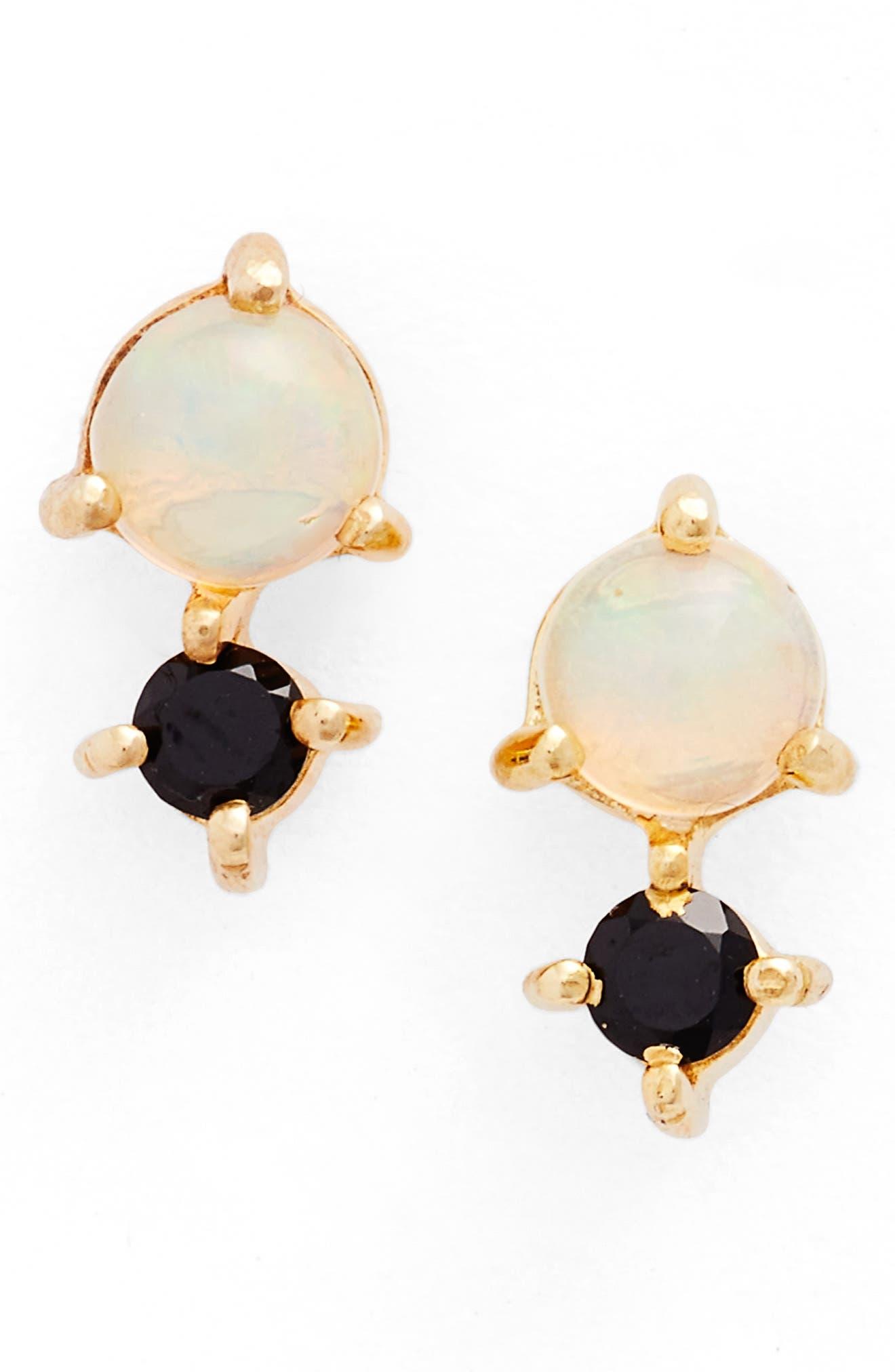 Leah Alexandra Stud Earrings