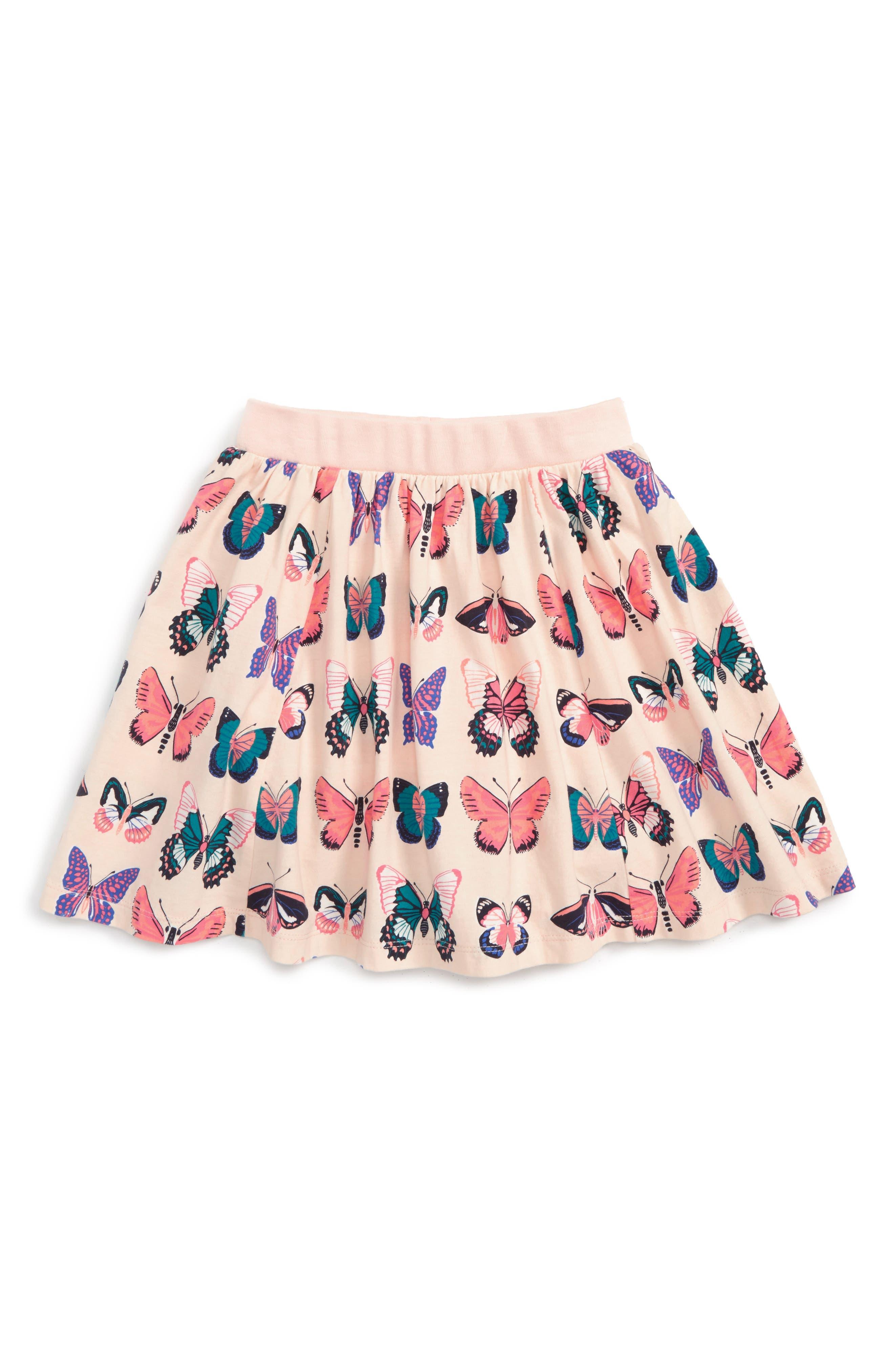 Tea Collection Locals Only Twirl Skirt (Toddler GIrls, Little Girls & Big Girls)