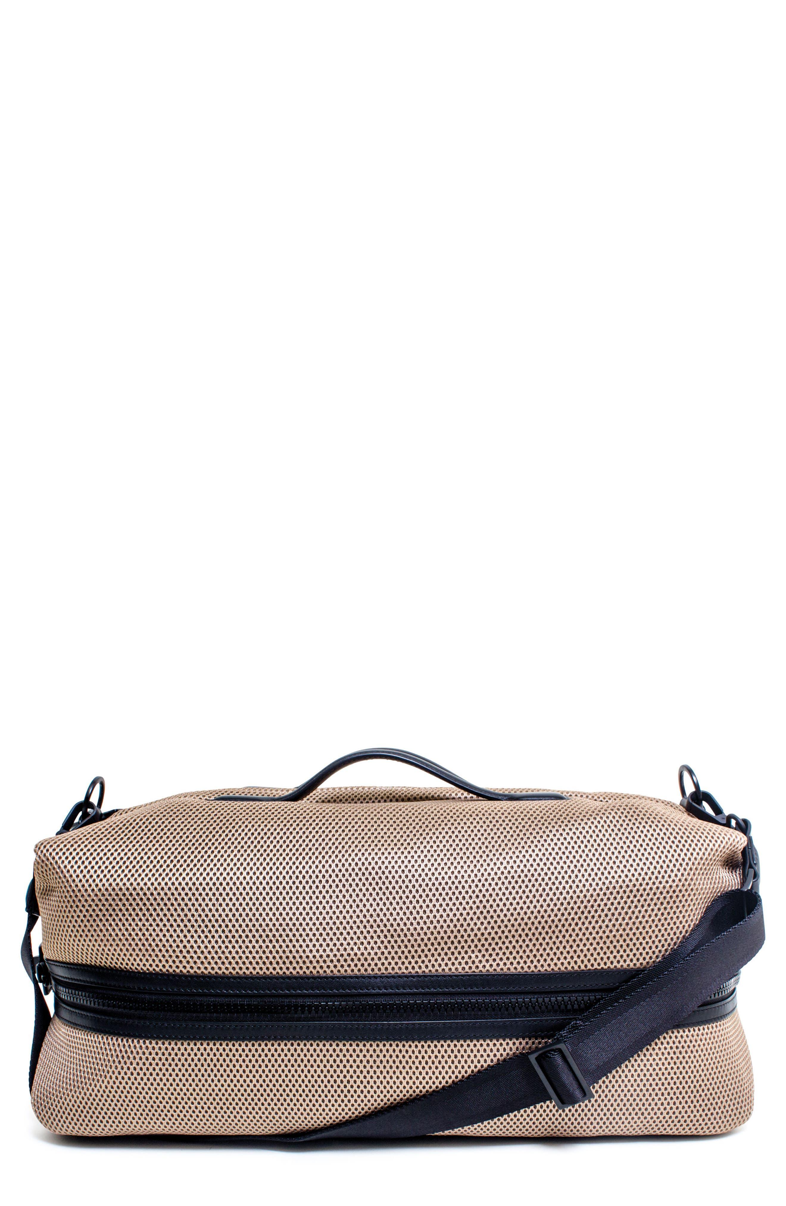 Caraa Studio Mesh Duffel Bag