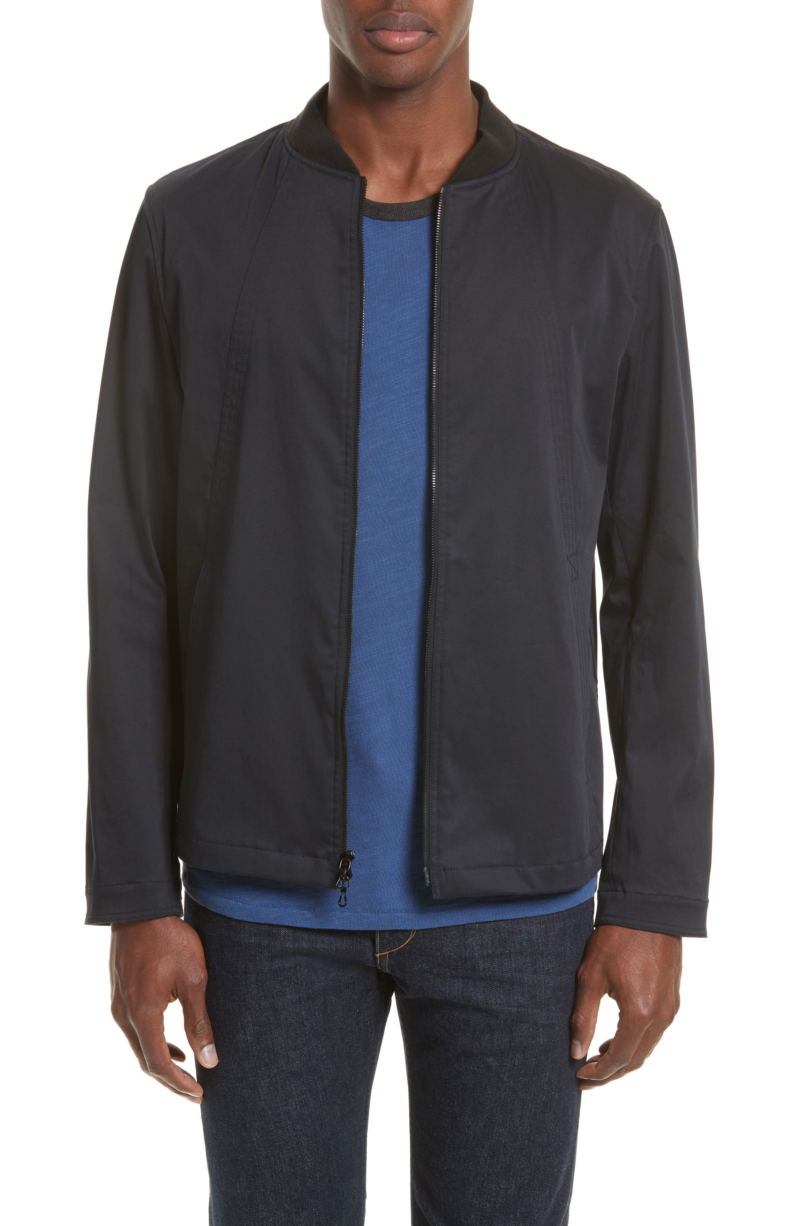 rag & bone Depot Stretch Cotton Jacket