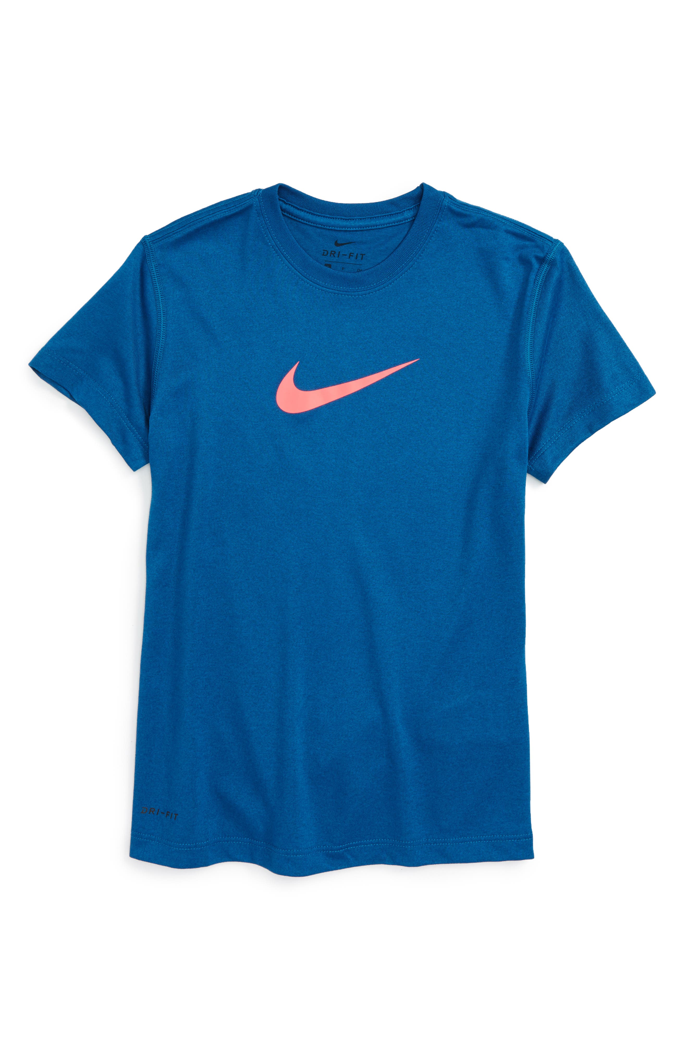 Main Image - Nike 'Legend' Top (Big Girls)(Online Only)