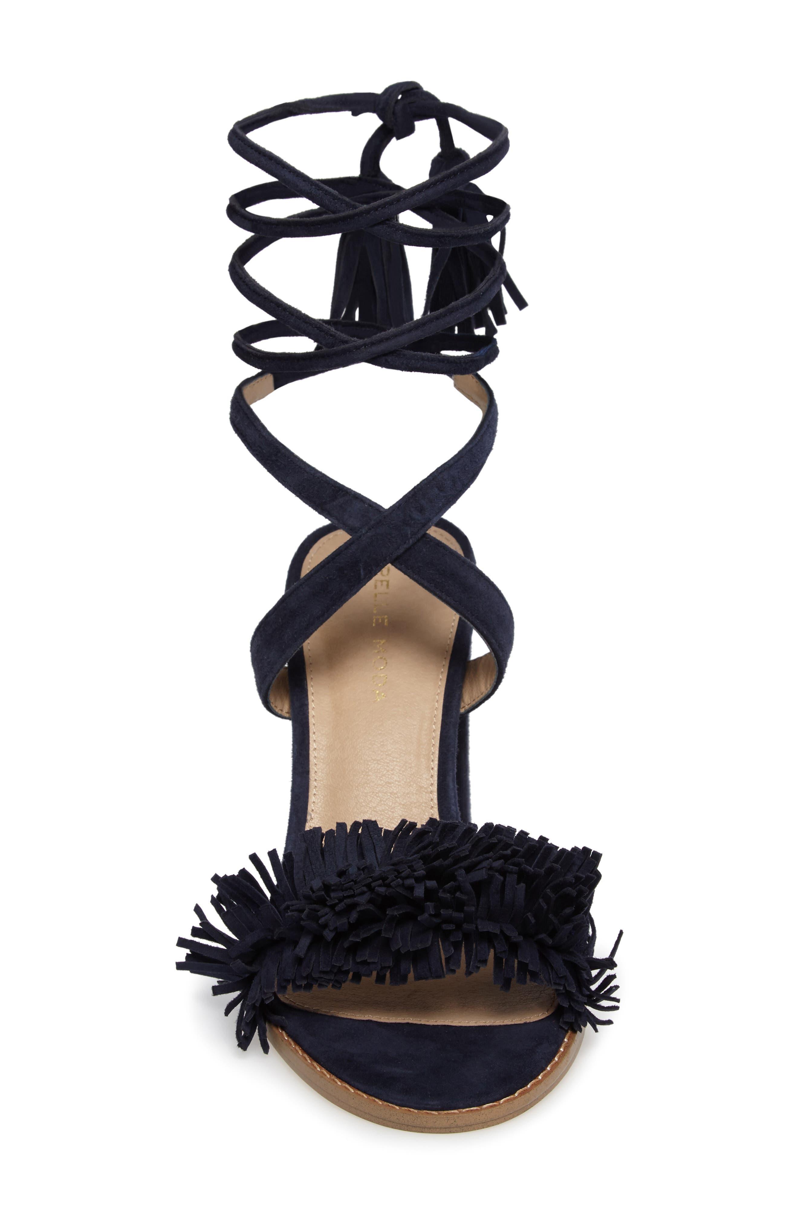Alternate Image 5  - Pelle Moda Faye Sandal (Women)
