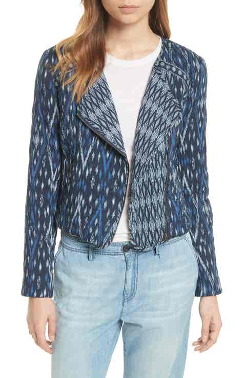 Soft Joie Akinyi Quilted Crop Jacket