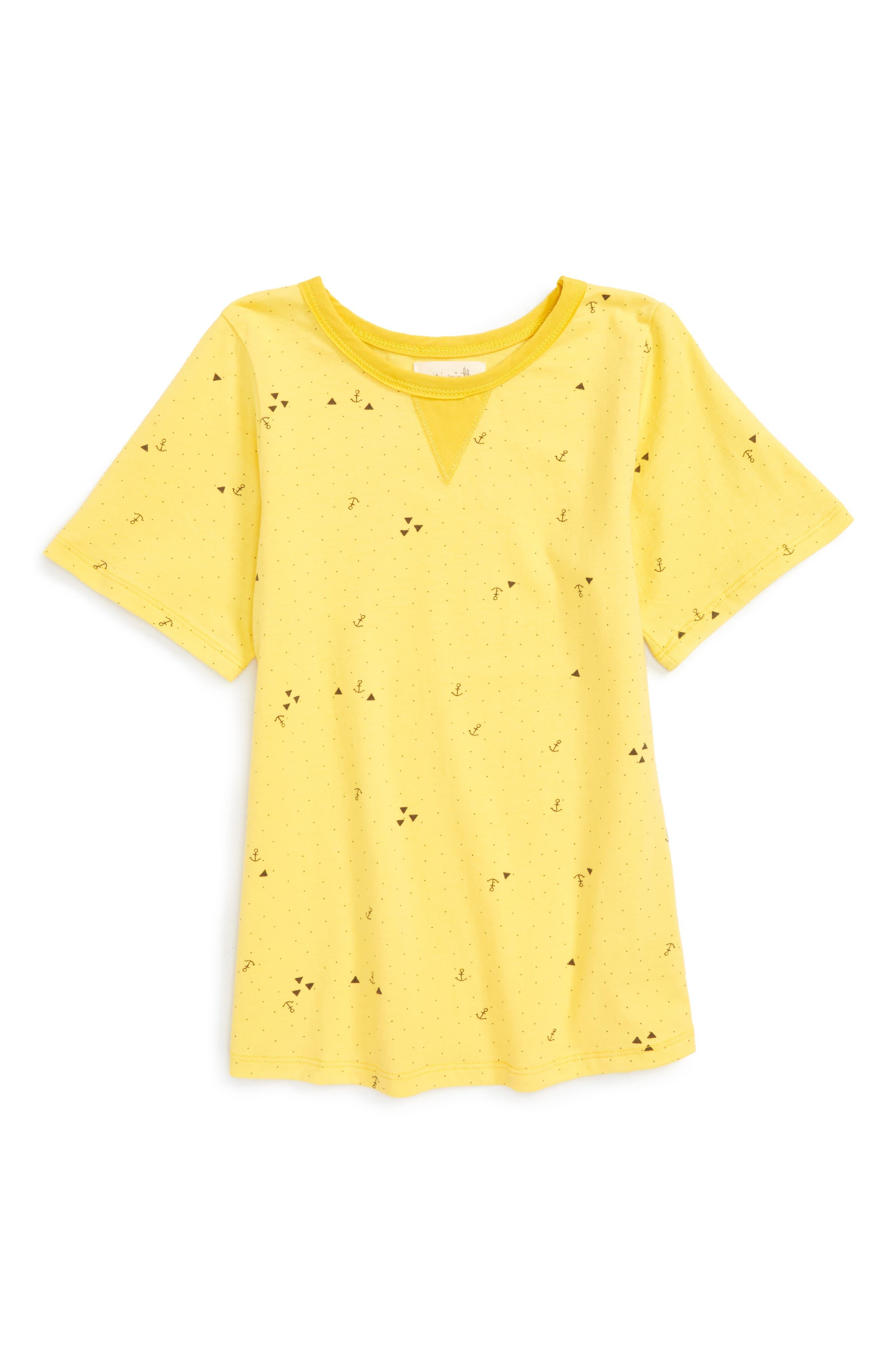 Miki Miette Owen T-Shirt (Toddler Boys, Little Boys & Big Boys)