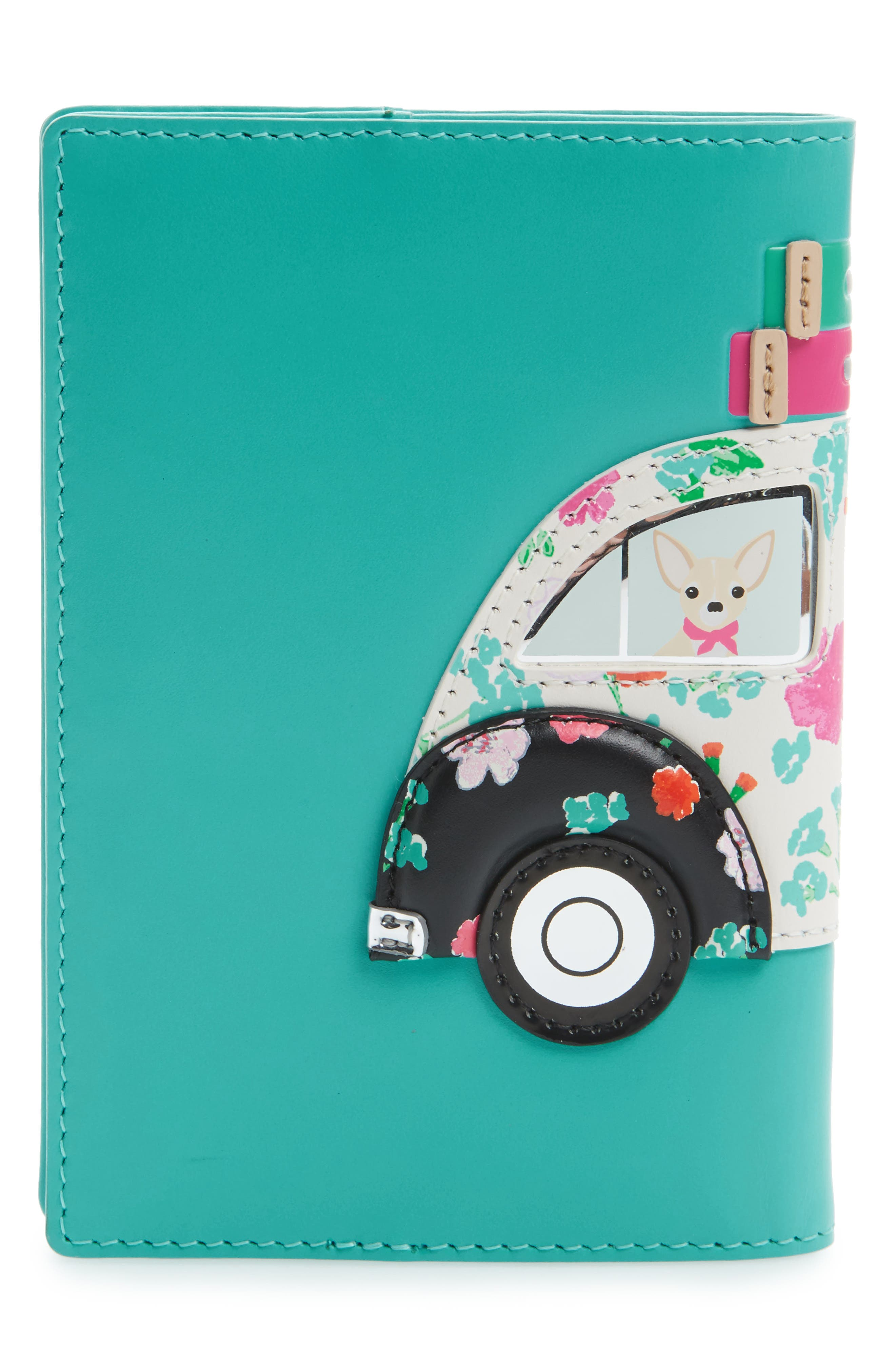 Alternate Image 3  - kate spade new york scenic route car passport holder