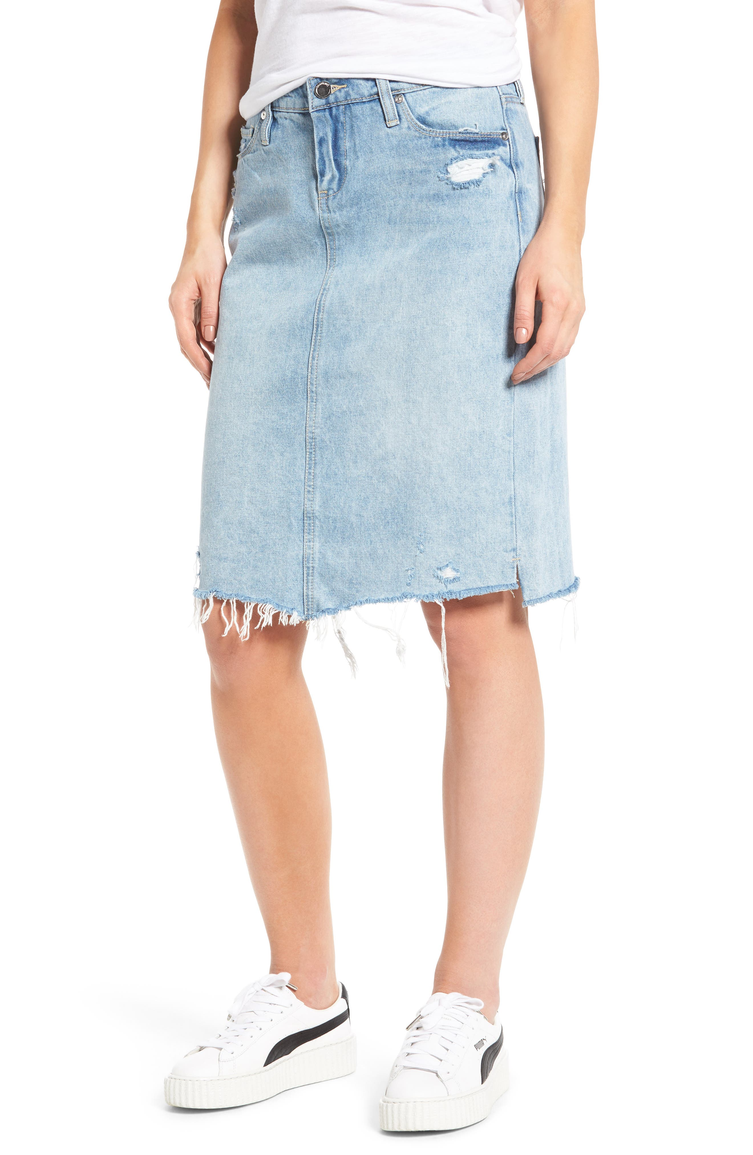 BLANKNYC Denim Skirt (Big Reveal)