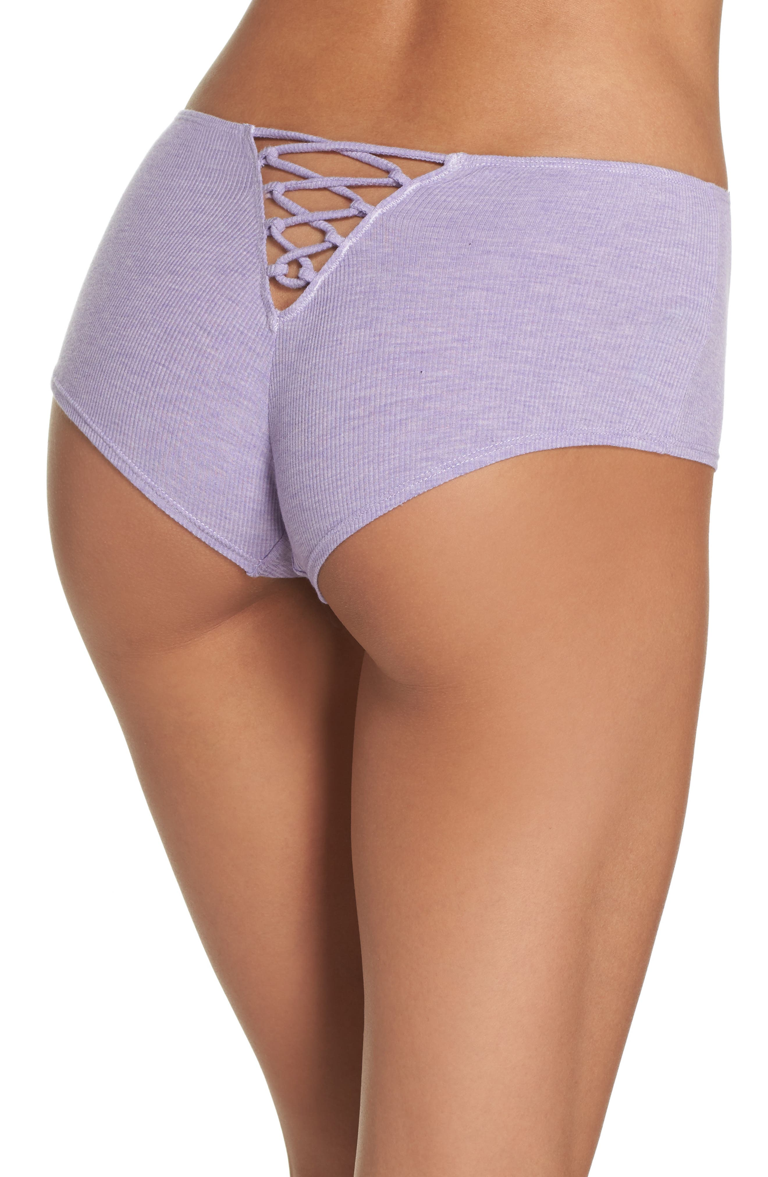Honeydew Intimates Tie Back Hipster Panties (4 for $30)