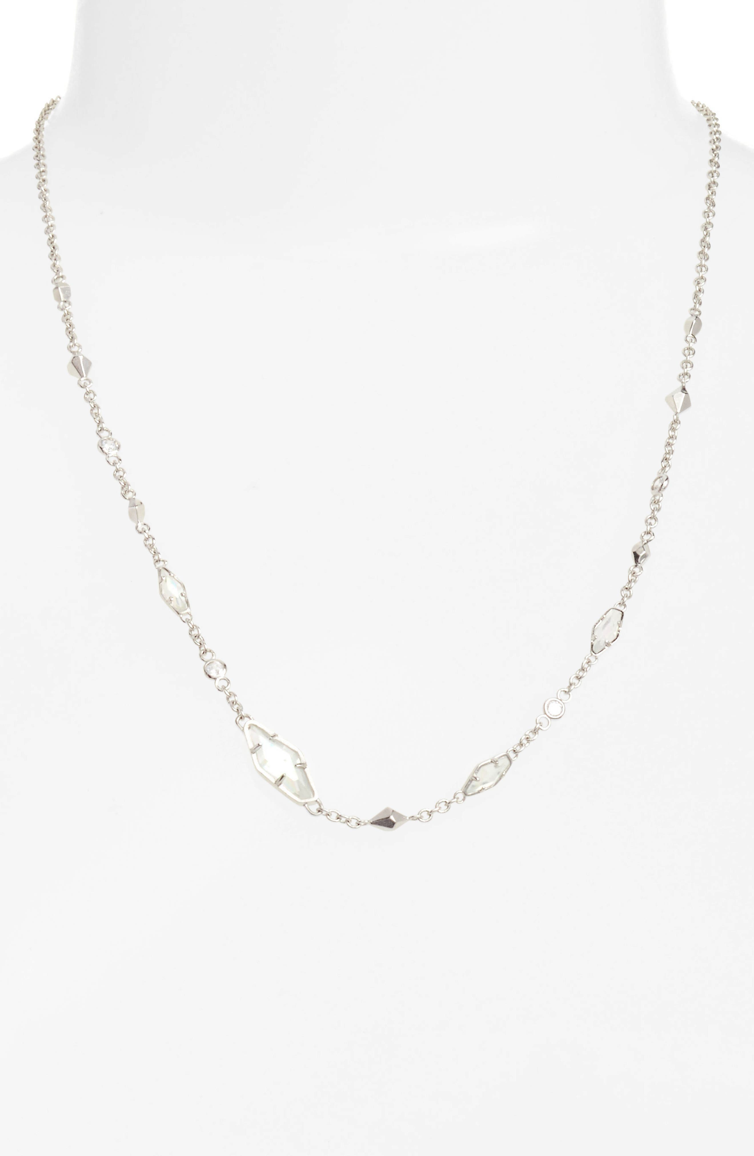 Main Image - Kendra Scott 'Debra' Jewel Necklace