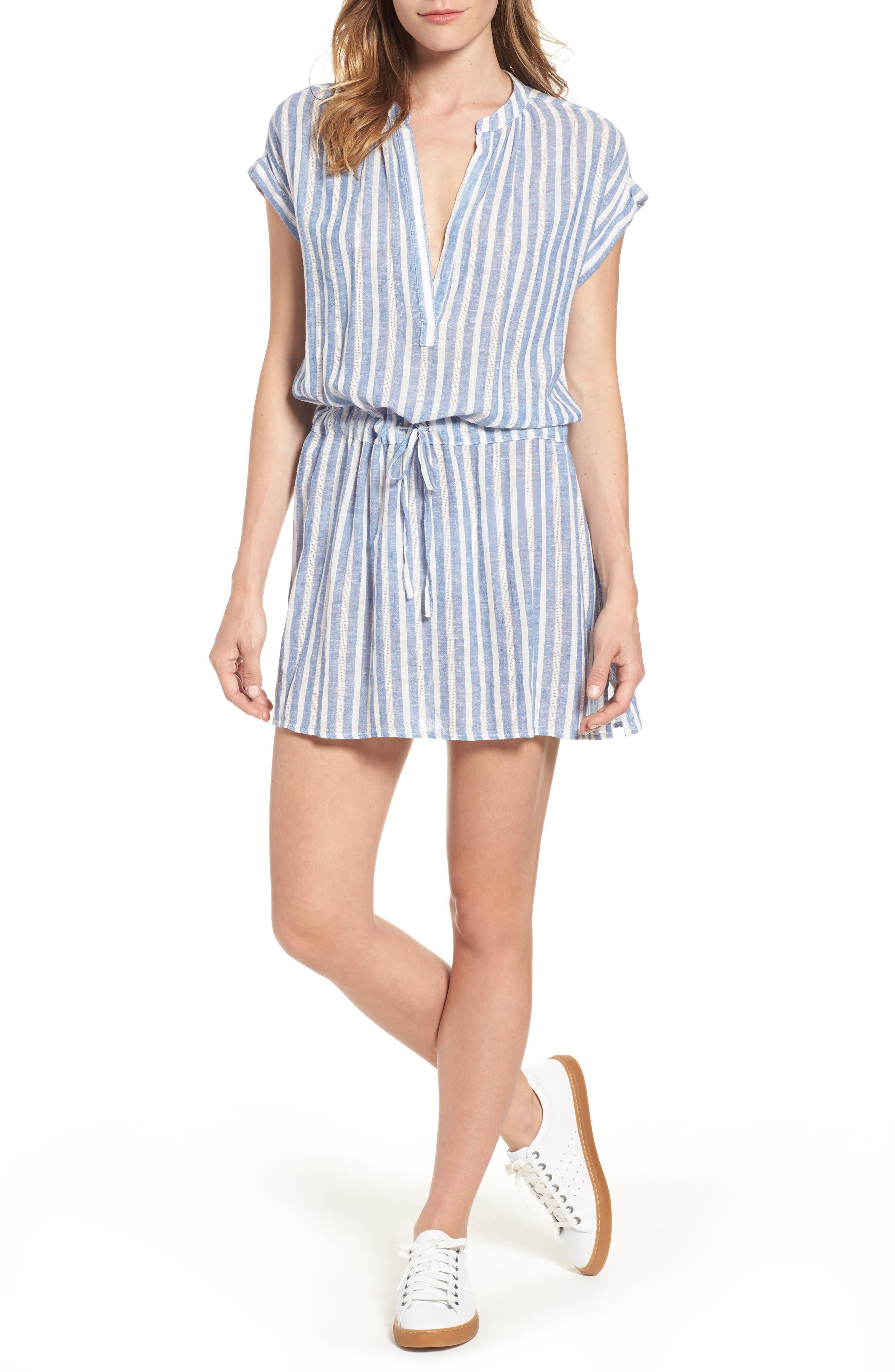 Rails Emma Linen Blend Dress