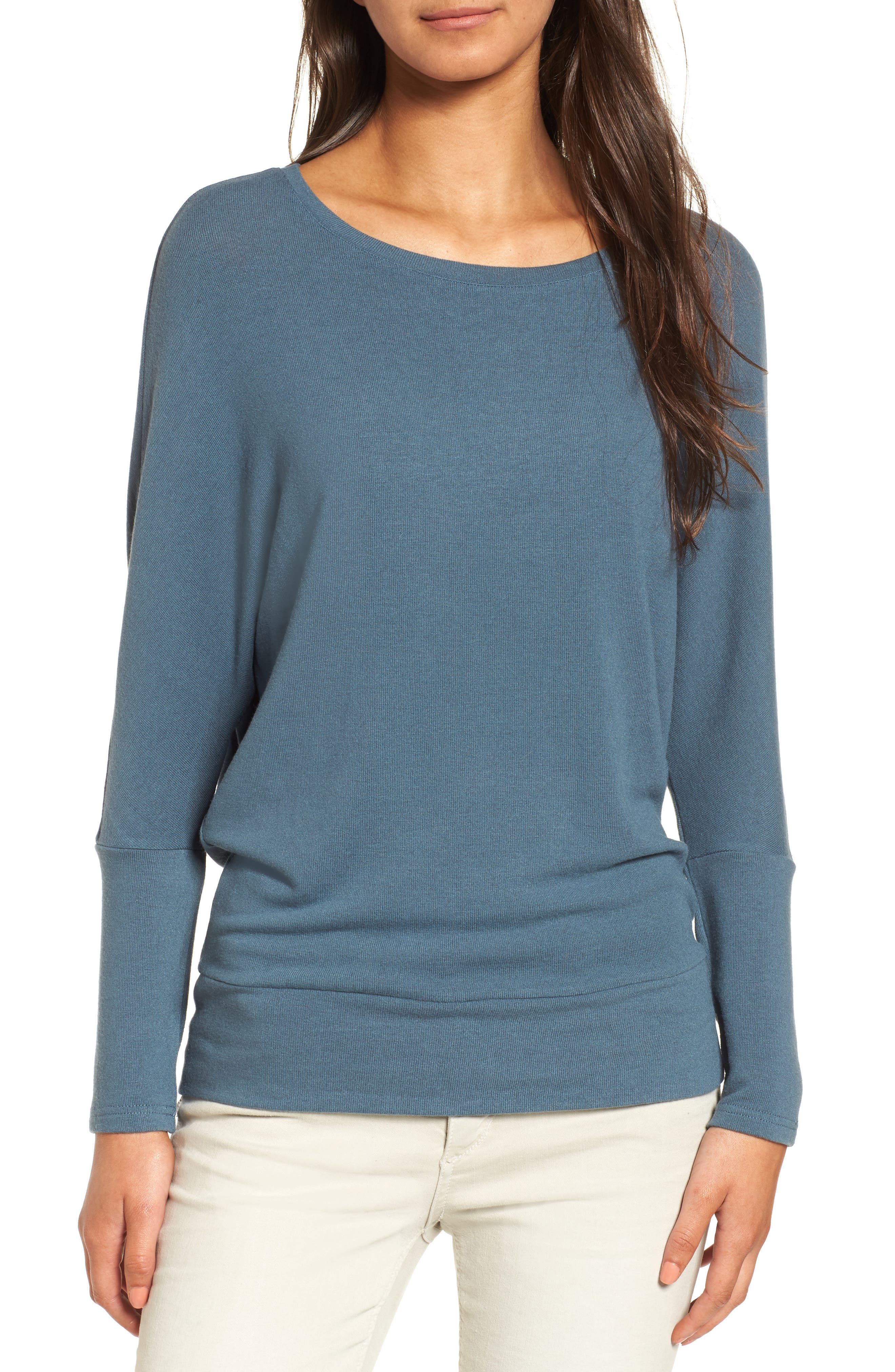 cupcakes and cashmere 'Chey' Dolman Sleeve Top