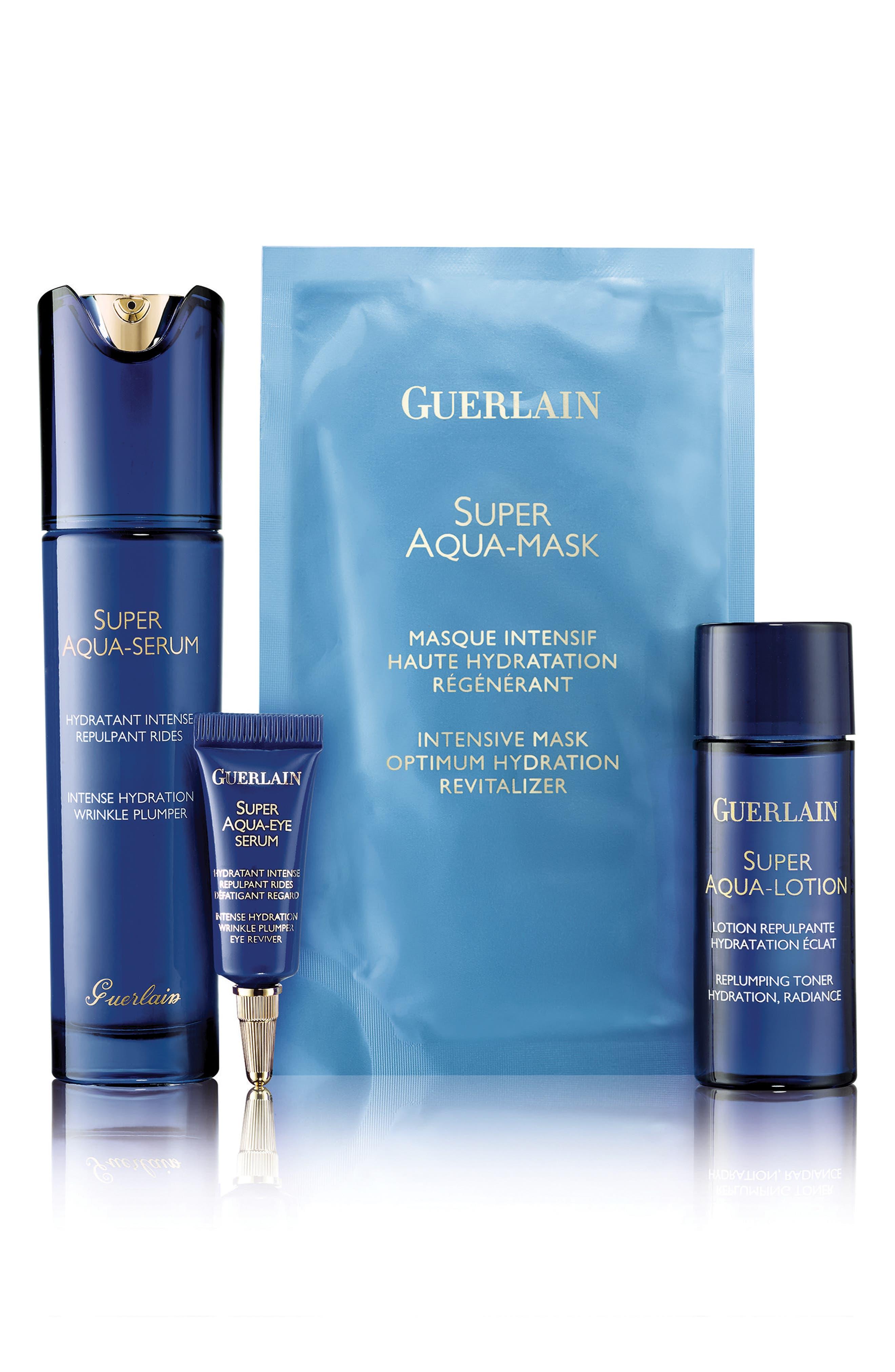 Guerlain Super-Aqua Serum Set