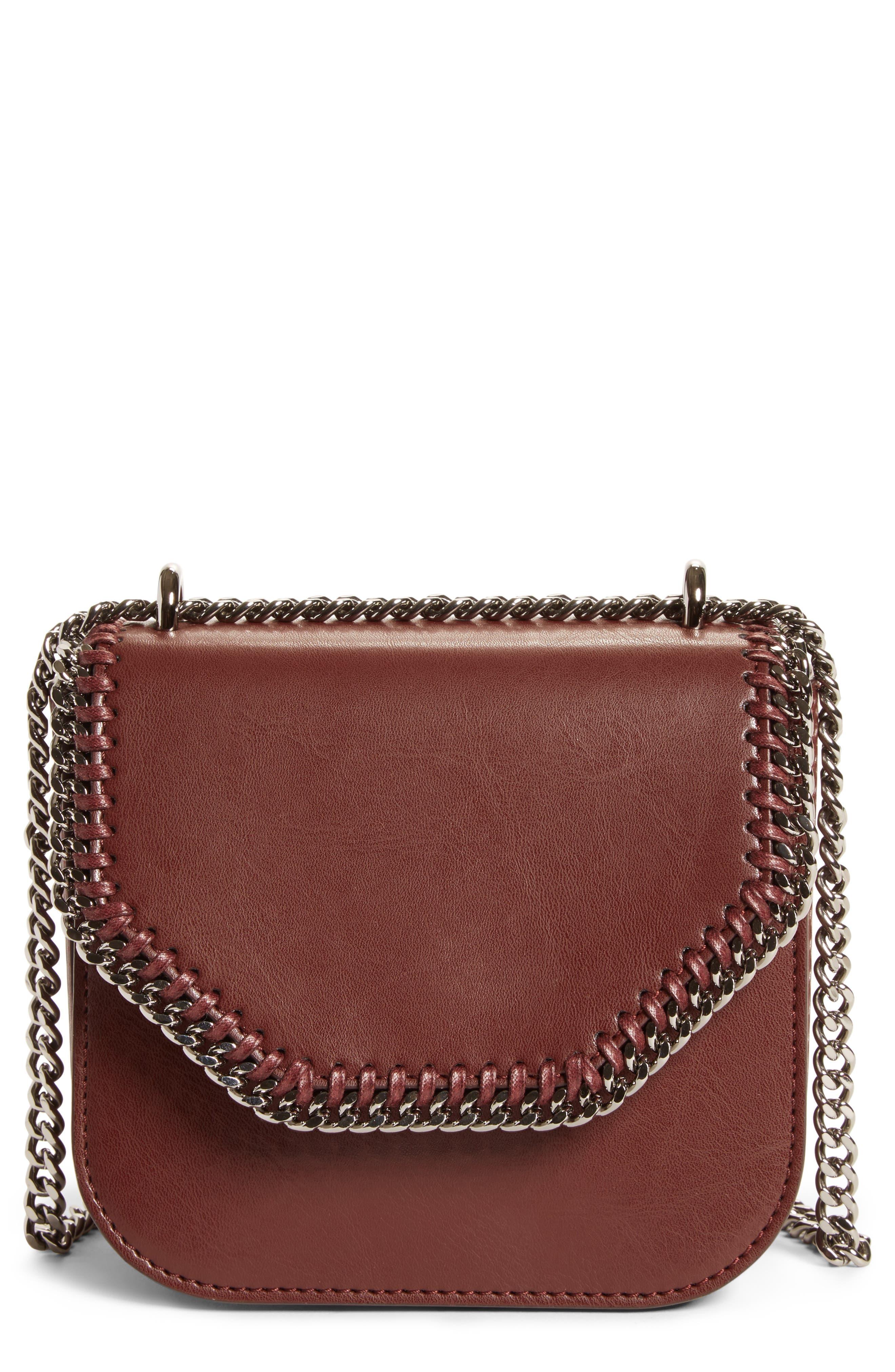 Stella McCartney Small Falabella Box Alter Nappa Faux Leather Crossbody Bag