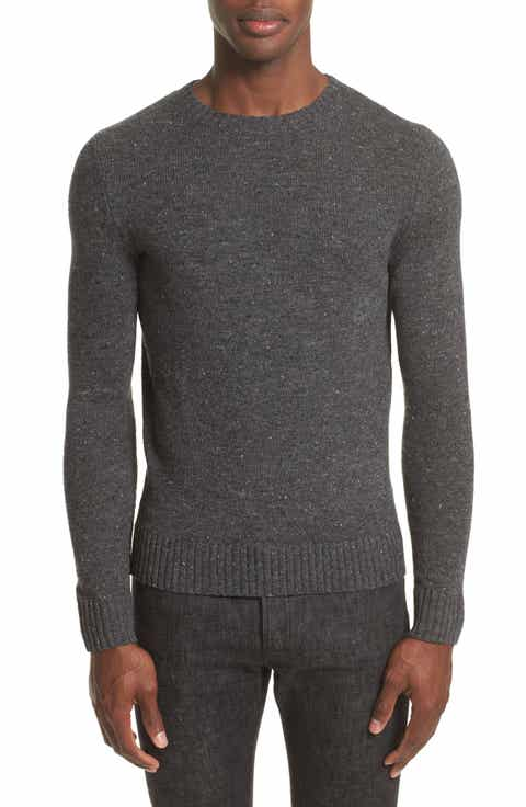 A.P.C. Pull Salford Speckled Crewneck Sweater