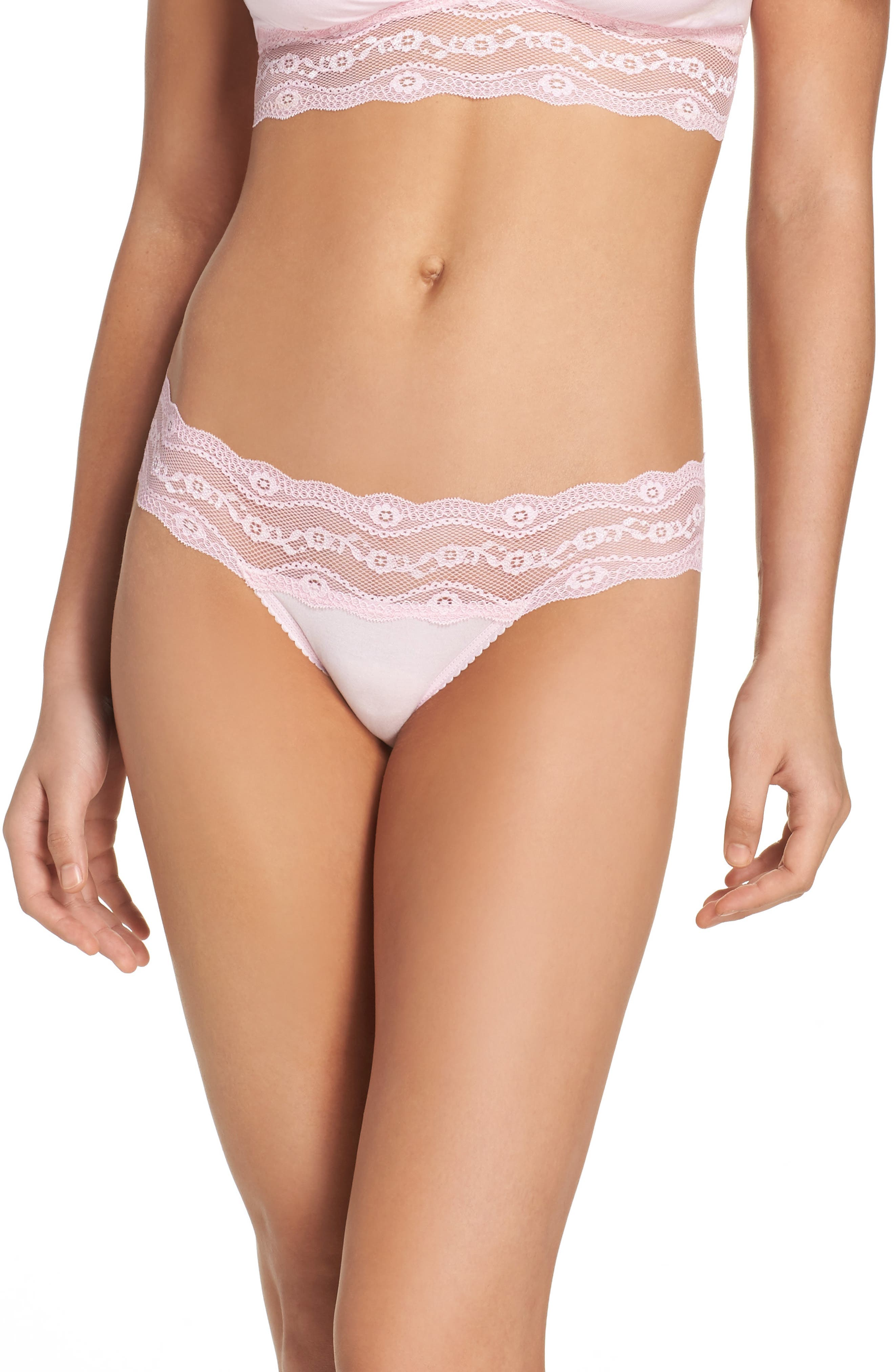 b.tempt'd by Wacoal B. Adorable Bikini (3 for $33)