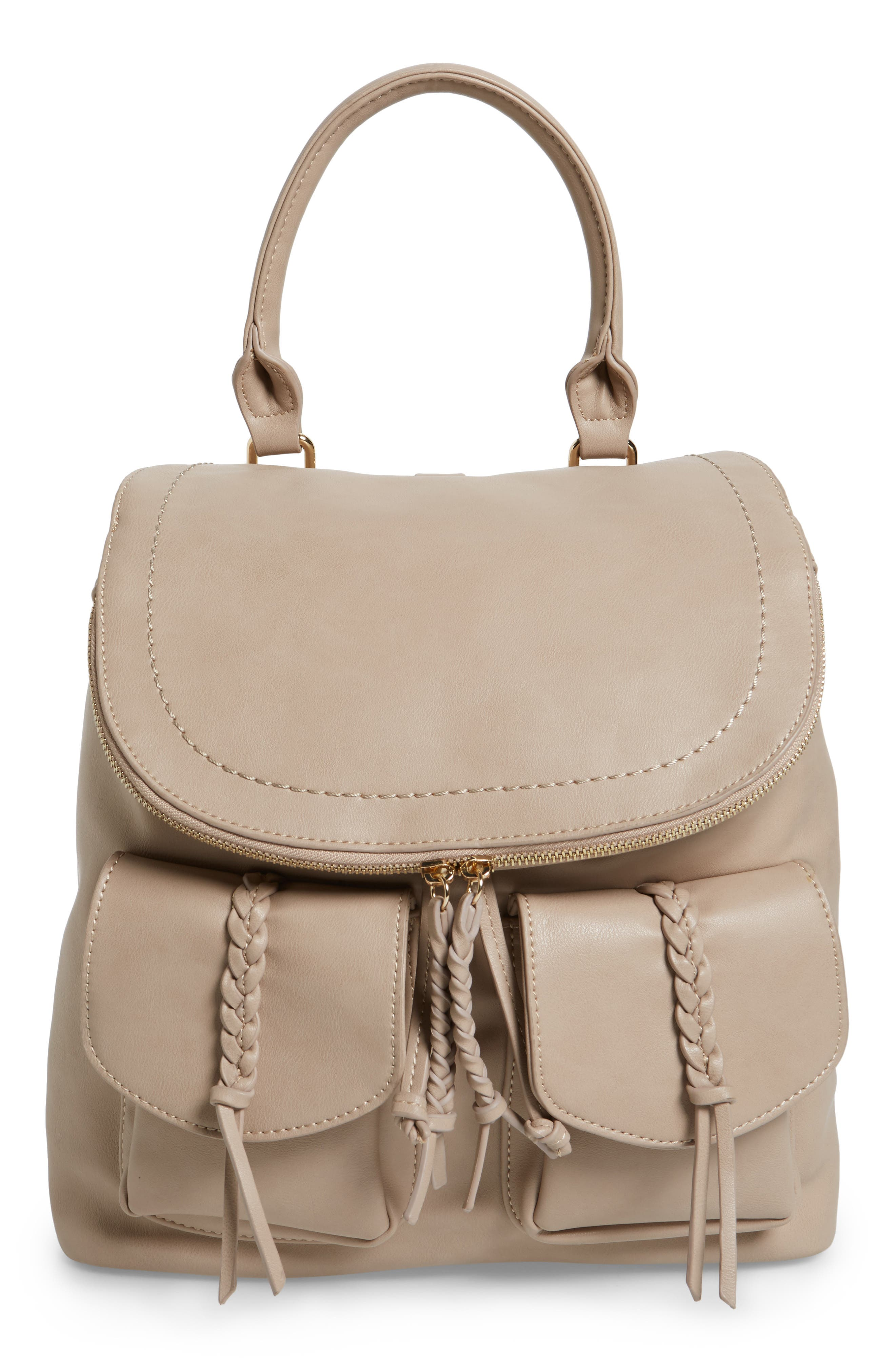 Sole Society Dixon Faux Leather Backpack